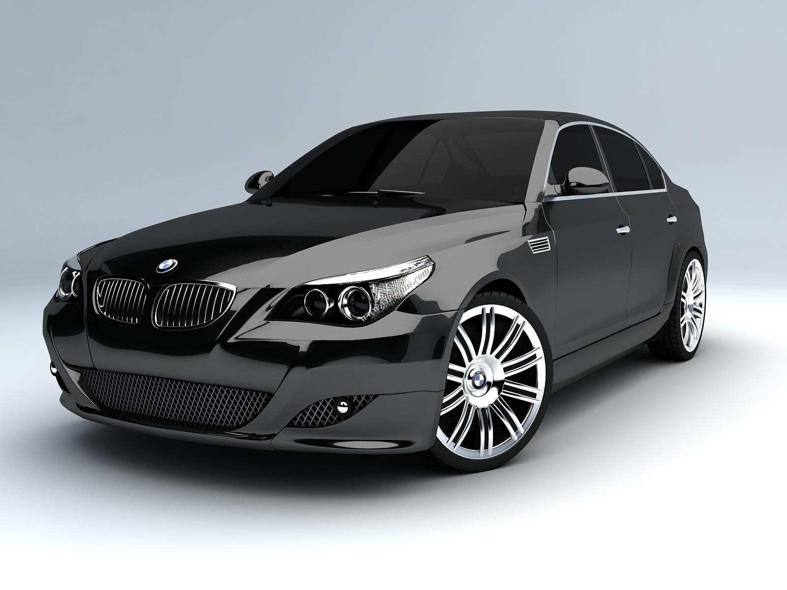 Black BMW 7 Series Cars Wallpapers | HD Wallpapers