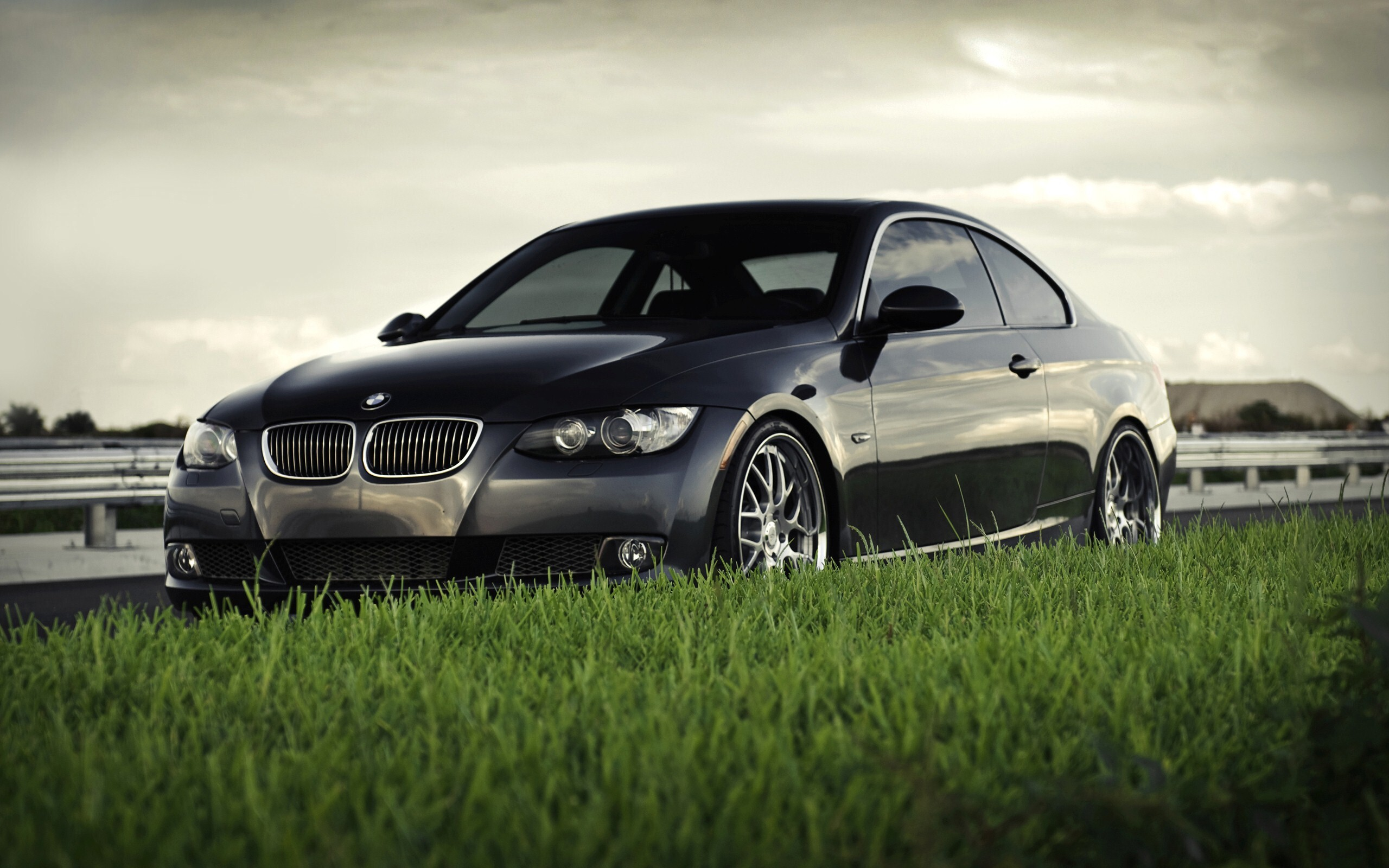Black Bmw Car Hd Photo Background Hd Wallpapers
