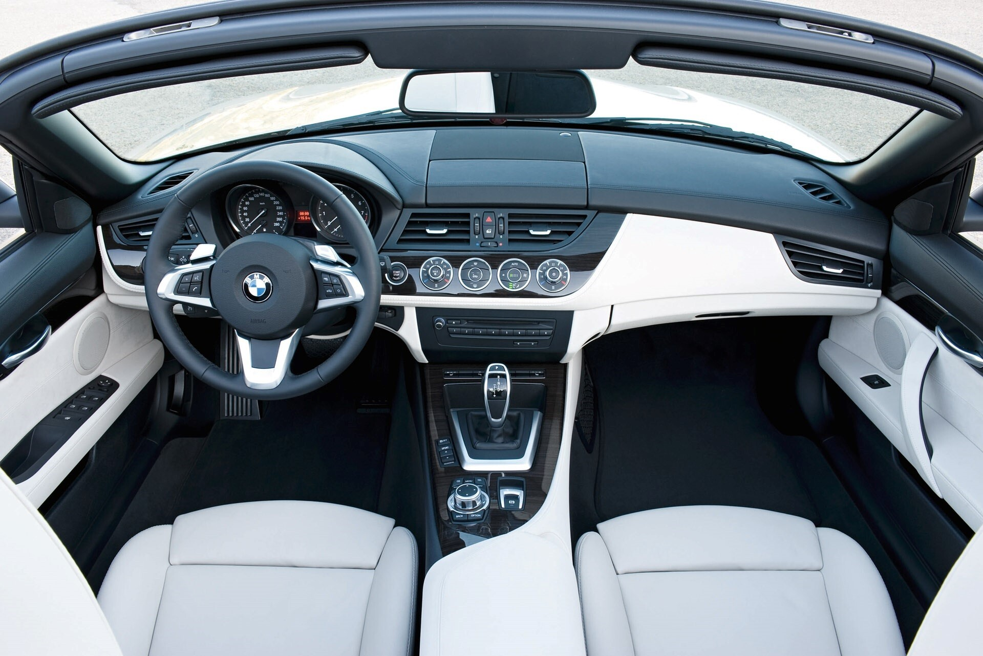 Nice New Bmw Z4 Interior Car Images Hd Wallpapers