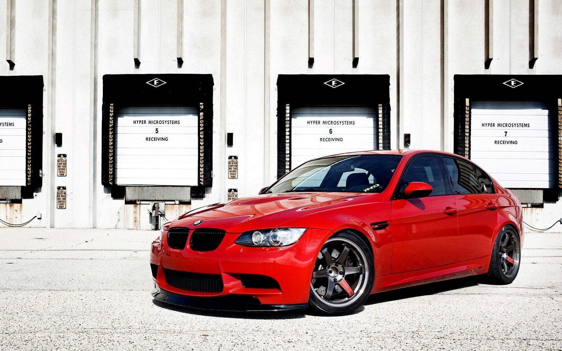 Red Bmw Car Wallpaper Hd Wallpapers
