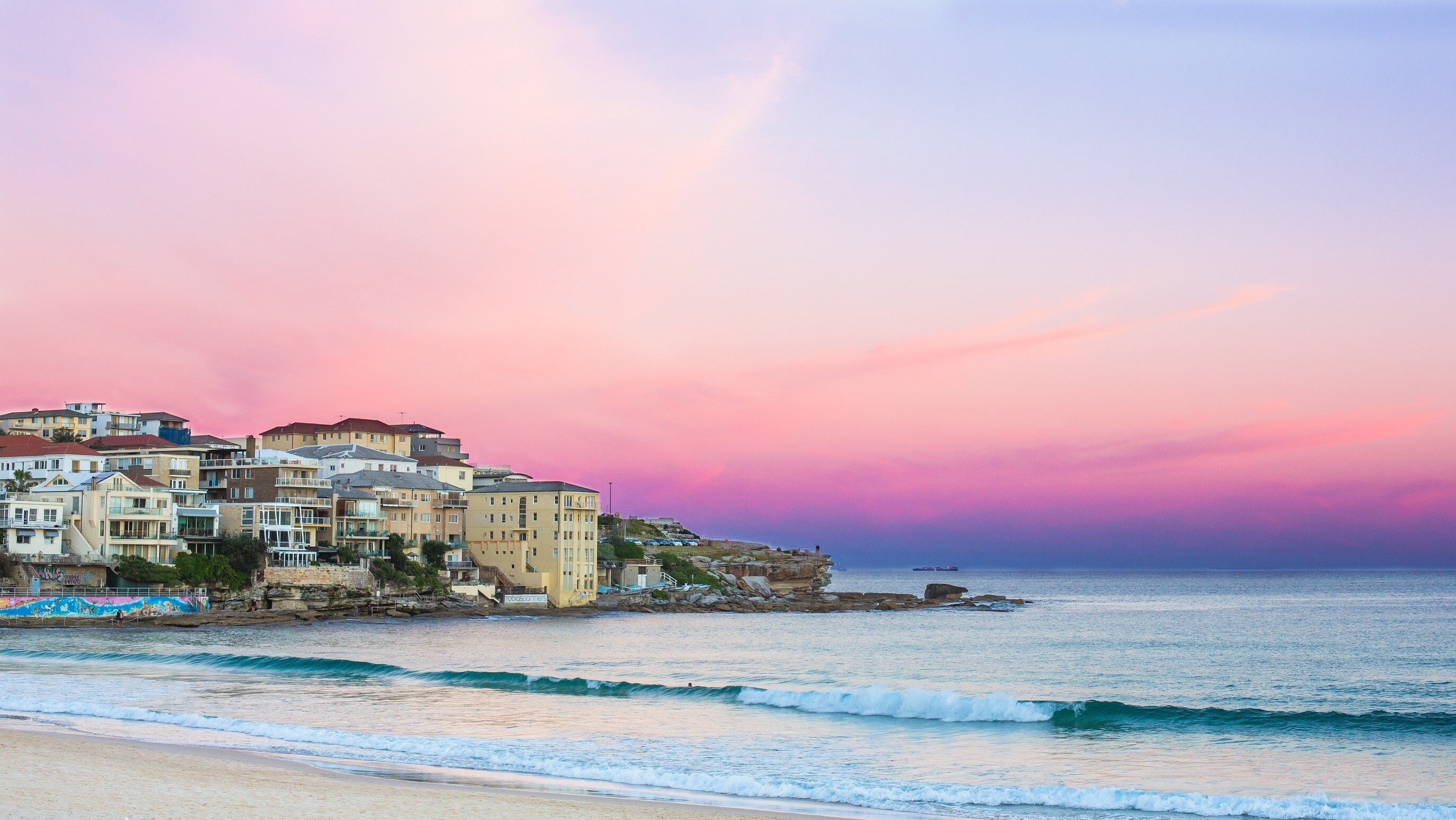 Beautiful Bondi Beach in Australia 2018 Travel HD Wallpaper | HD Wallpapers