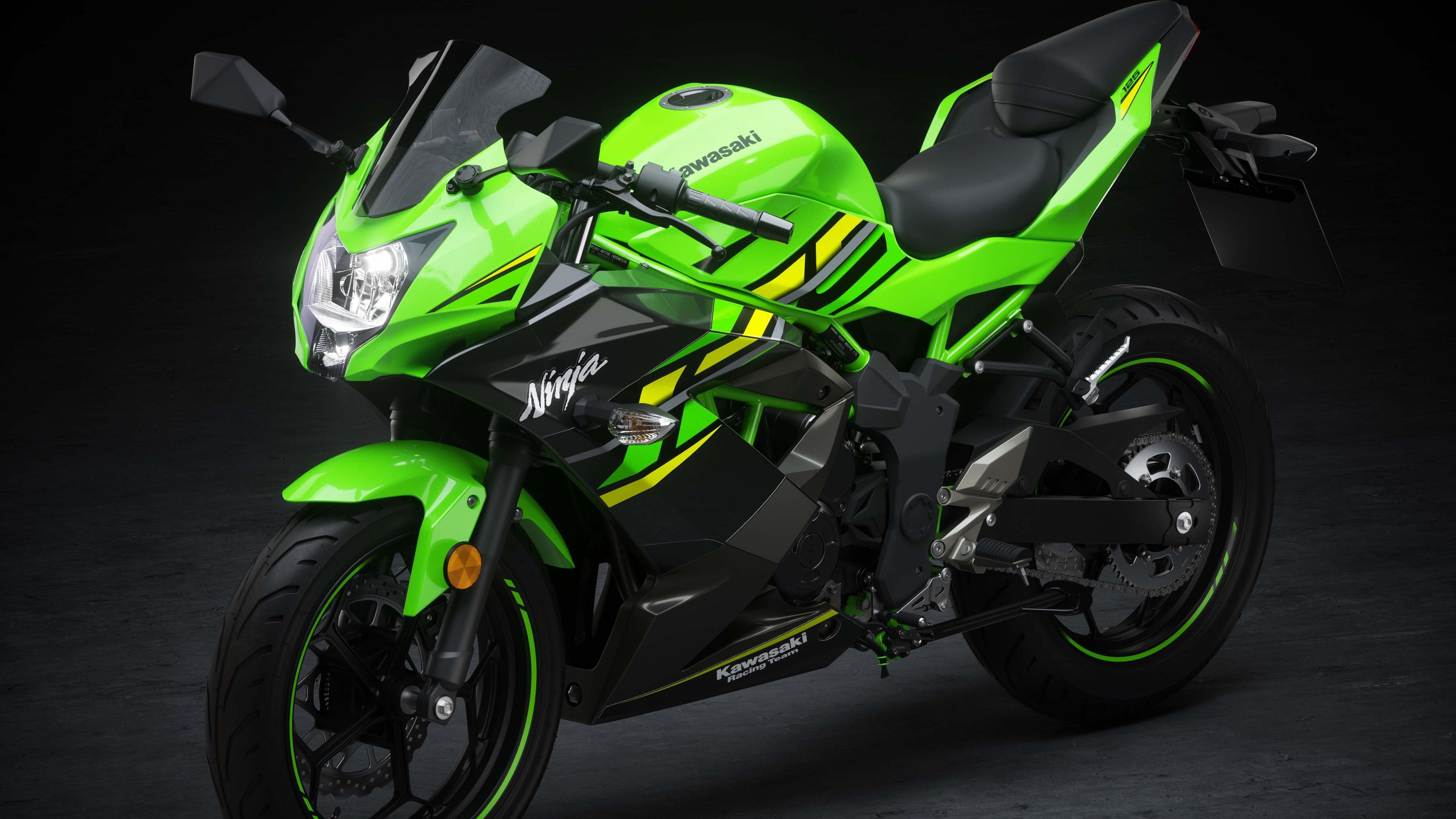 2019 Bike Kawasaki Ninja 125 5K
