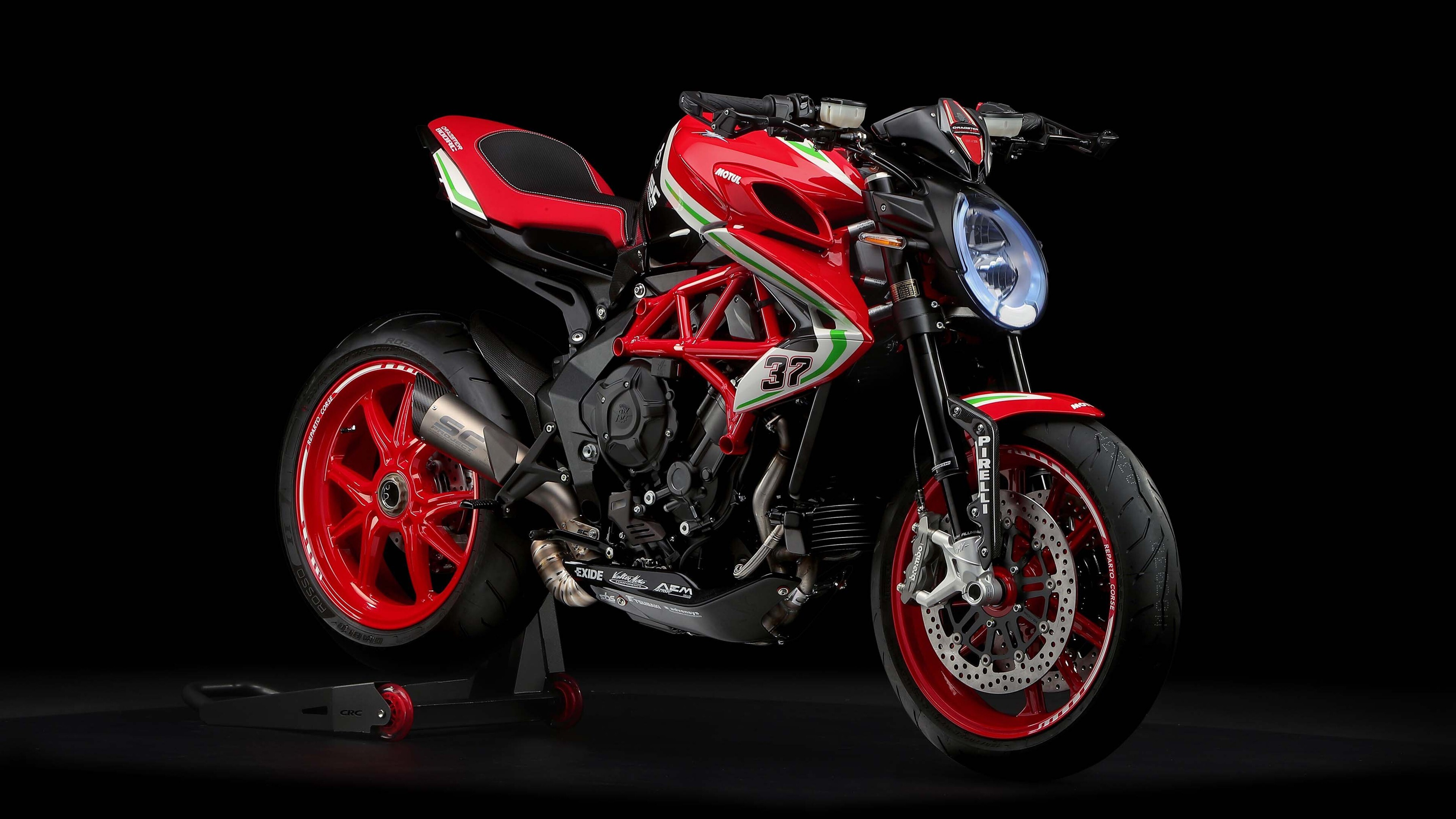 New MV Agusta Dragster 800 RC drops | MCN