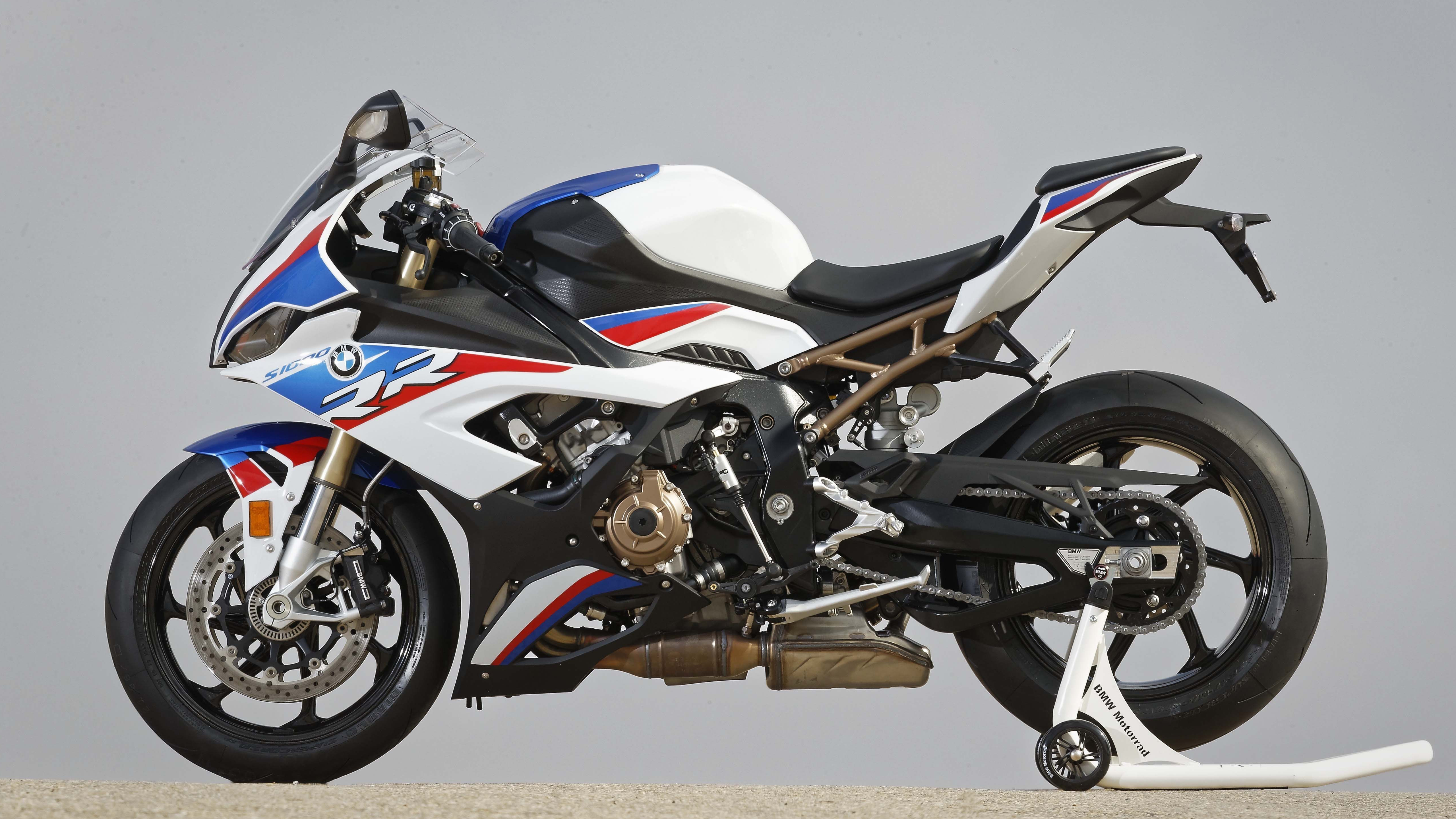 5K Image of 2019 BMW S1000RR Sport Motorcycle | HD Wallpapers