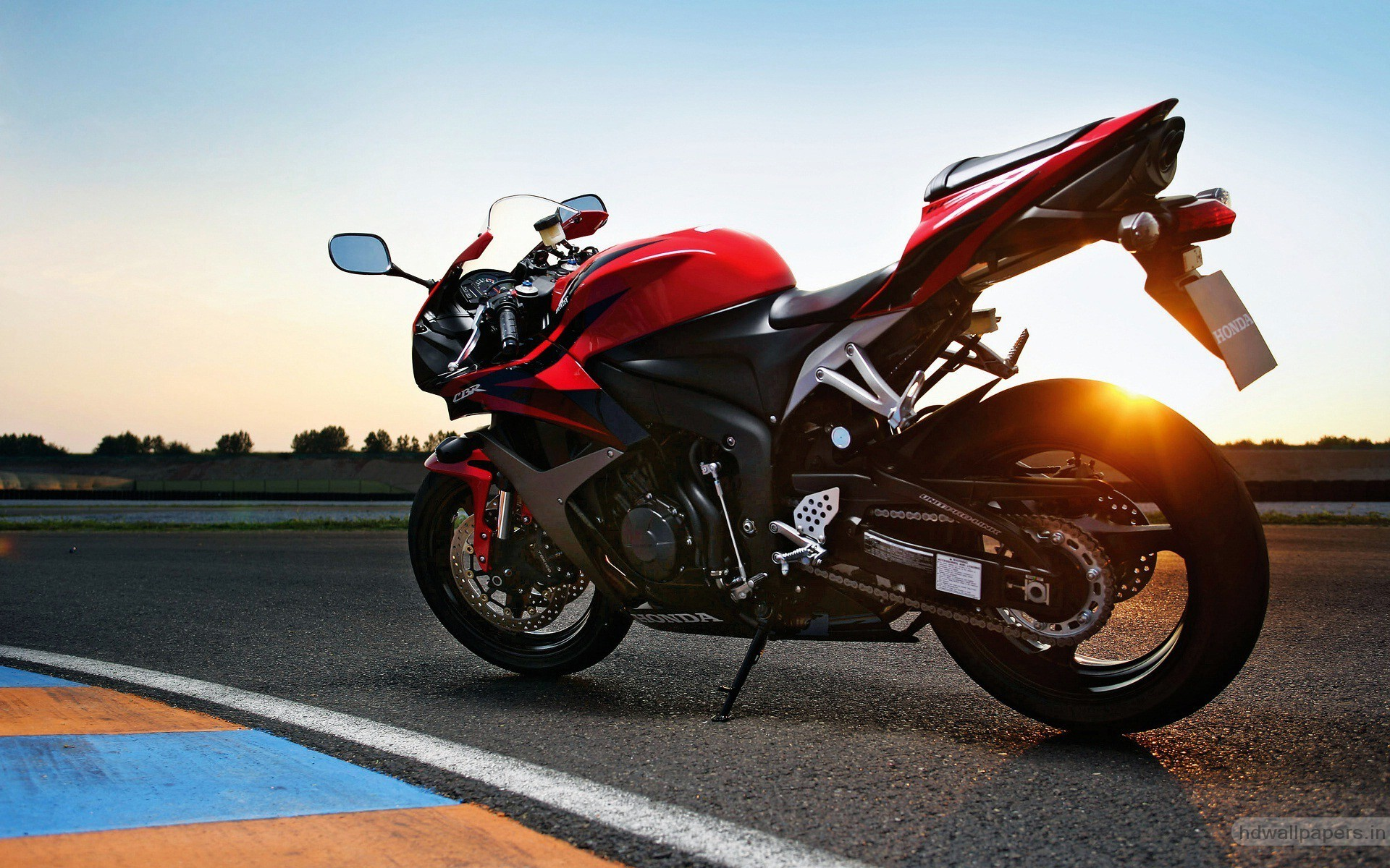 Bikes Wallpapers Hd RR Red HD Bike Photo