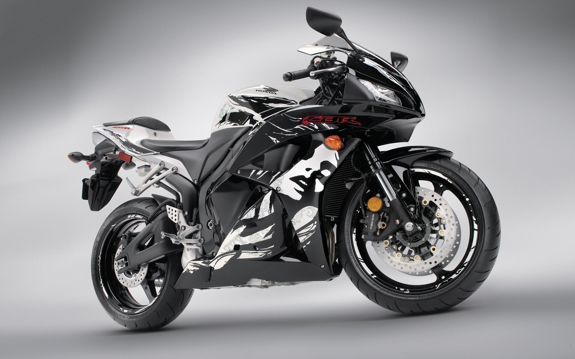 Honda sports bikes wallpapers