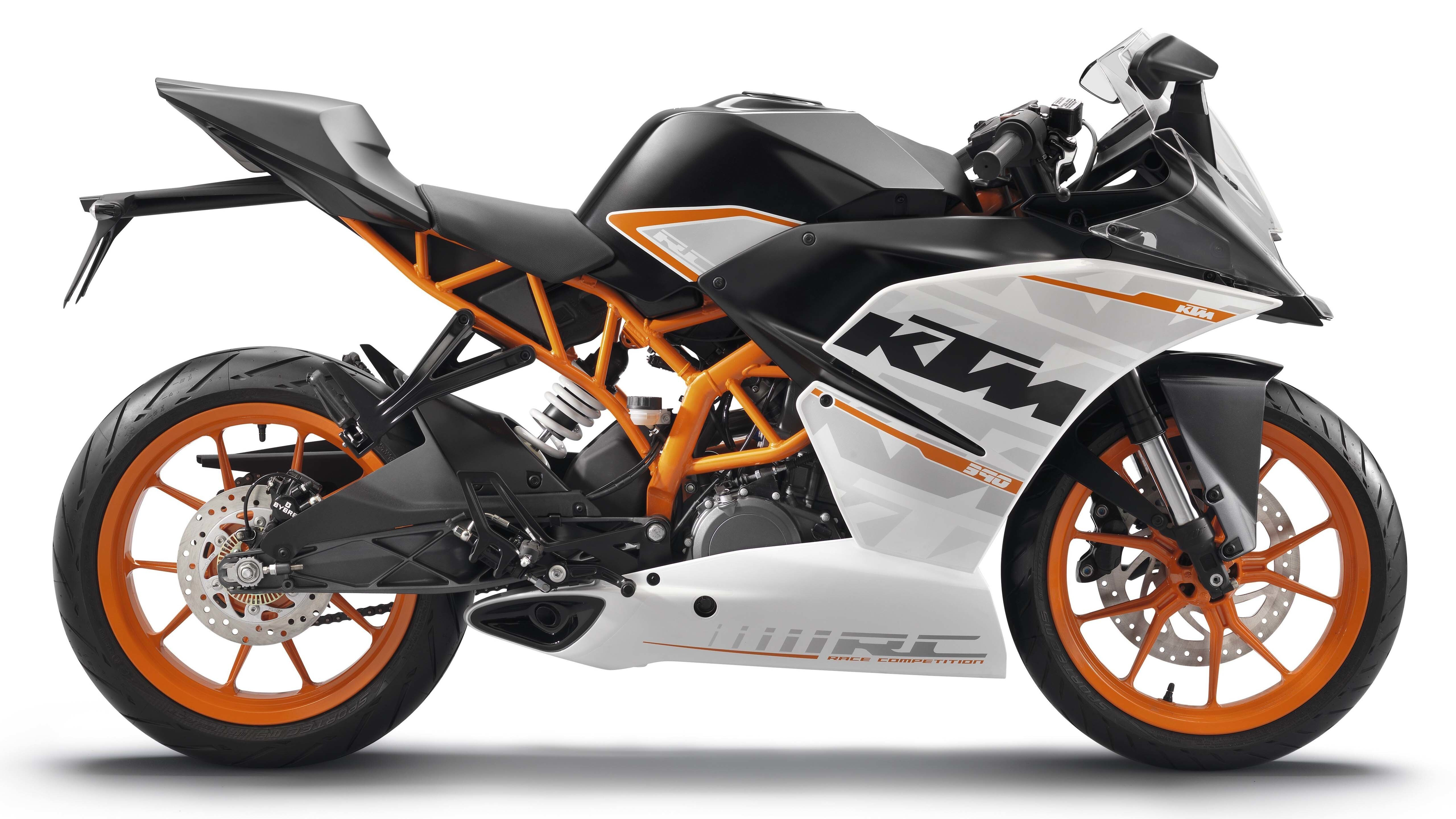 Ktm Rc 390 Motorcycle Hd Wallpapers