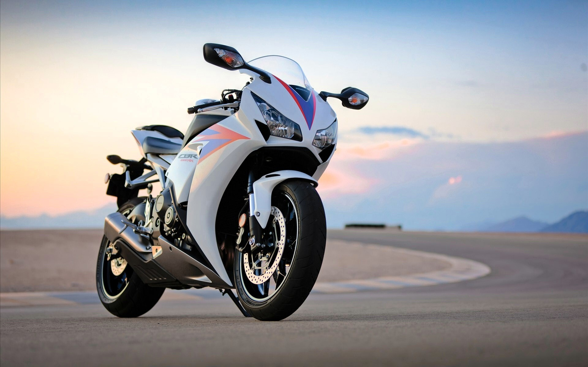 Hd Wallpapers Of Bikes For: Superb Honda CBR Bike HD Wallpapers