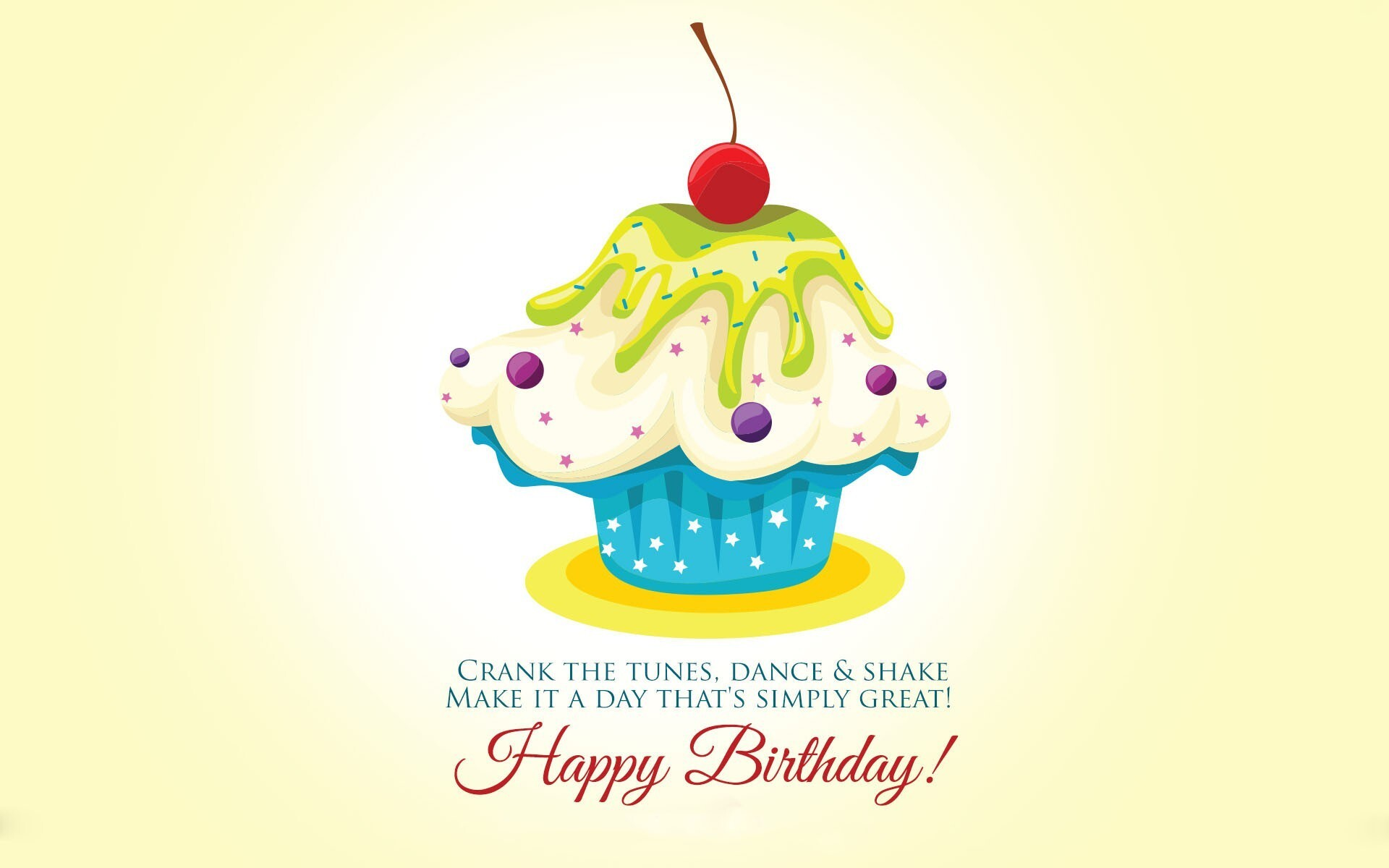 Wish You Happy Birthday Greeting Quote Hd Wallpaper Hd Wallpapers