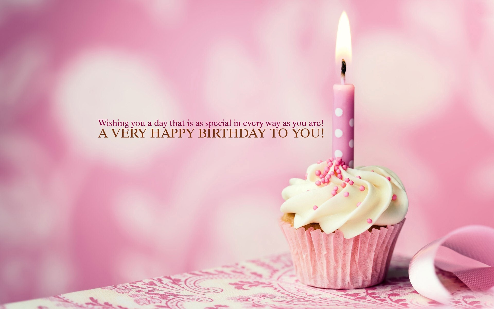 Quotes for Happy Birthday Greetings Desktop Wallpapers