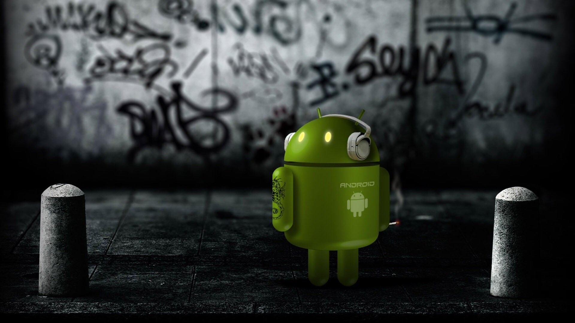 Android Logo HD Wallpaper | HD Wallpapers