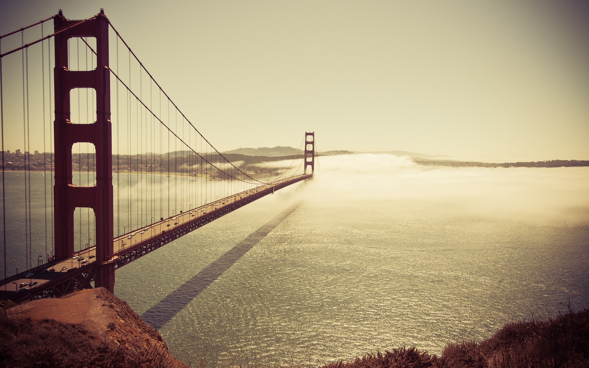 Big Golden Gate Bridge Wallpapers | HD