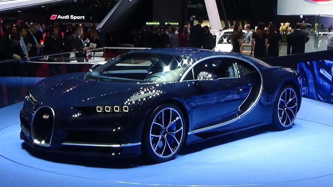 2018 Bugatti Chiron Car | HD Wallpapers