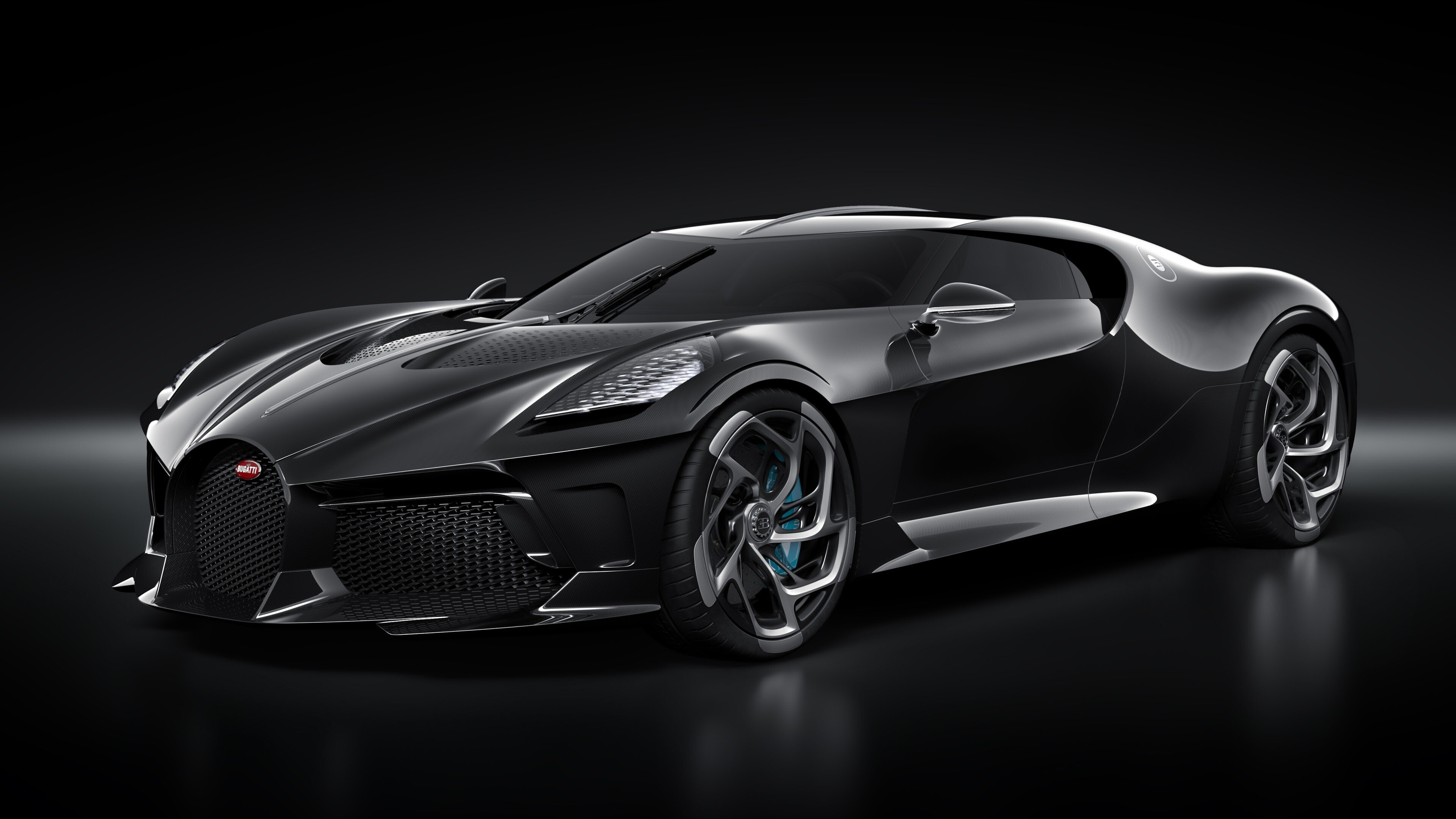 2019 Bugatti La Voiture Noire 4k Car Wallpaper Hd Wallpapers