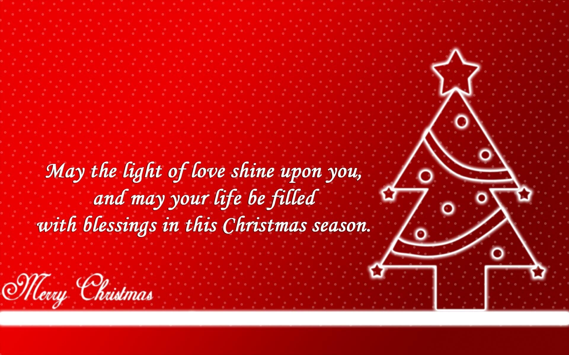 Beautiful Christmas Greeting Quote Hd Desktop Wallpapers Hd Wallpapers