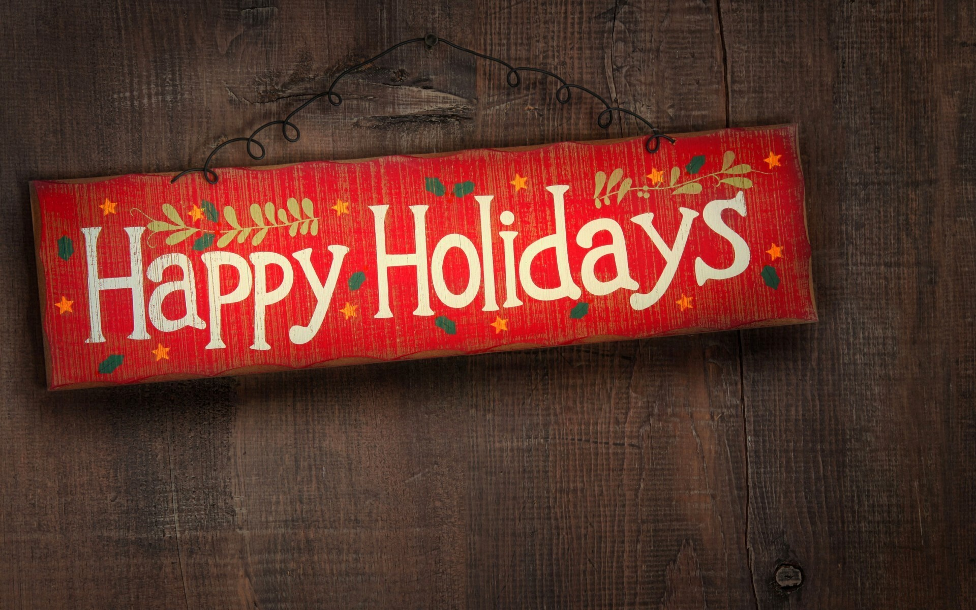 Happy Holidays Banner Greetings On Christmas Photos Hd Wallpapers