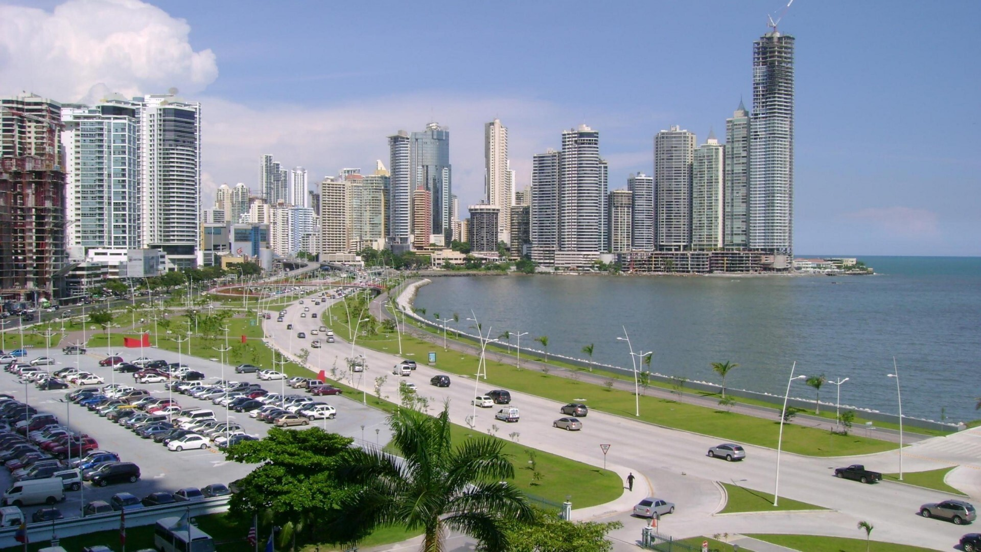 Beautiful Central America Panama City