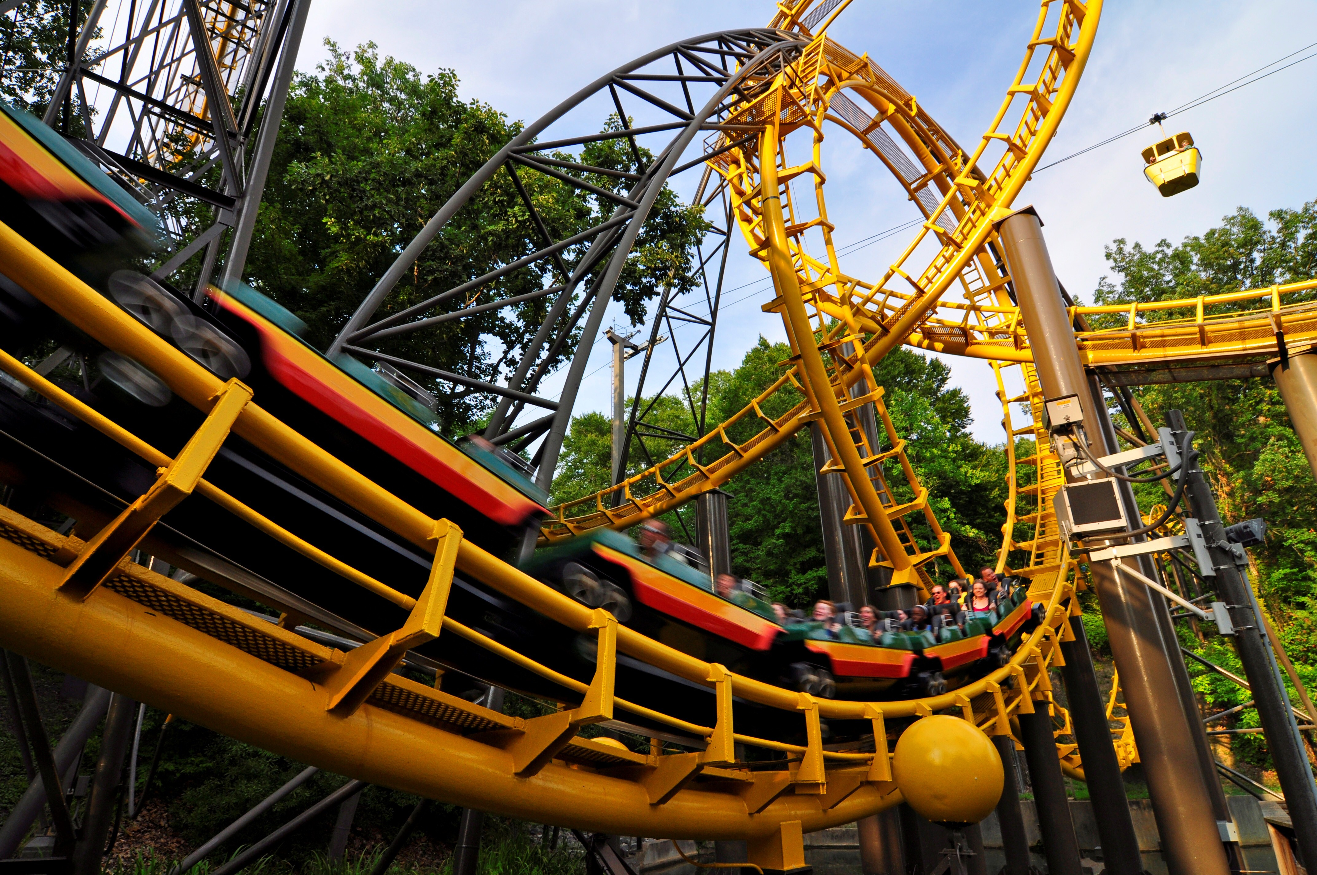Busch Gardens Williamsburg Theme Park In Williamsburg Virginia Tourist Place Of Us Photos Hd