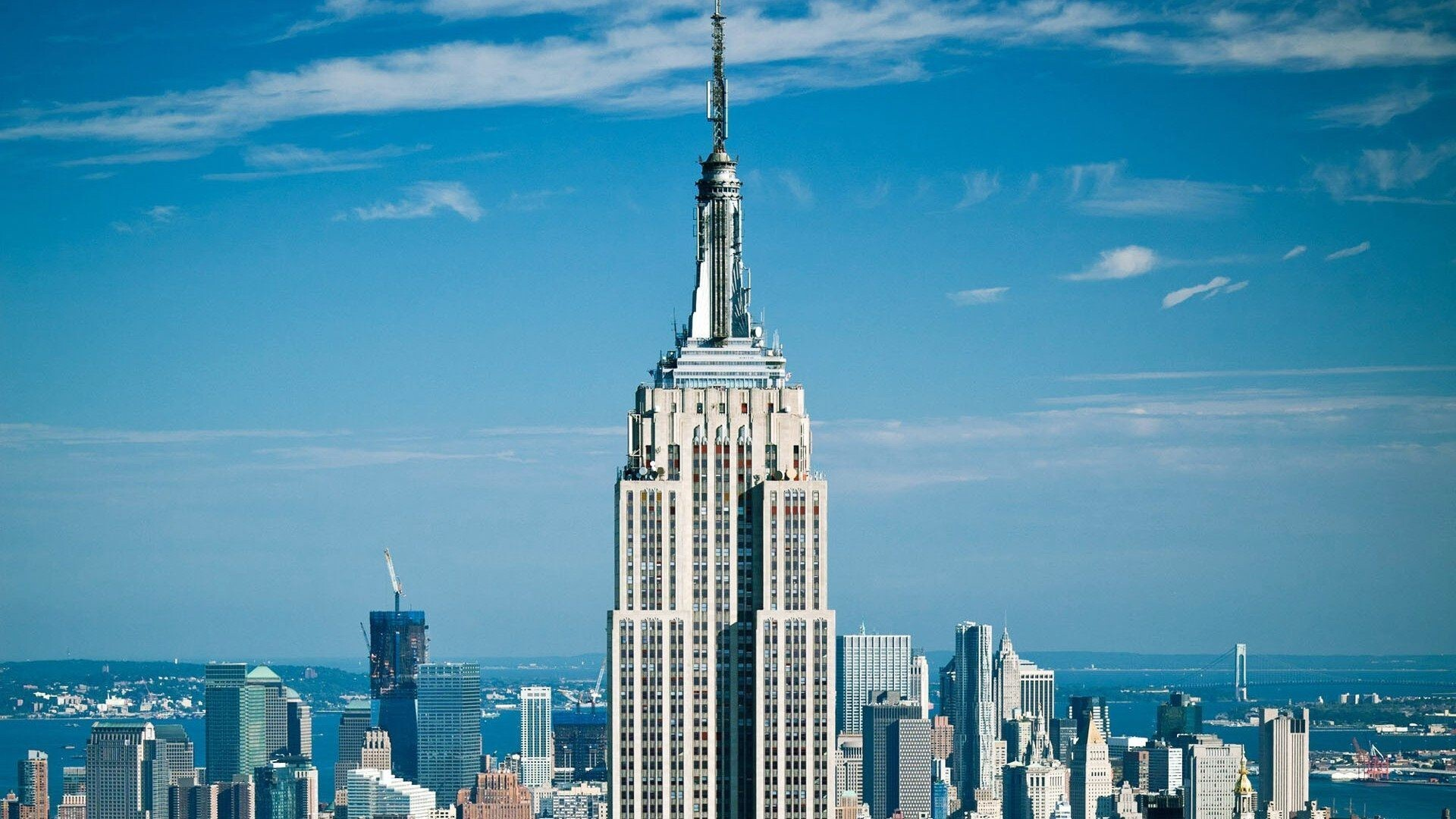 Empire State Building Belle Photo