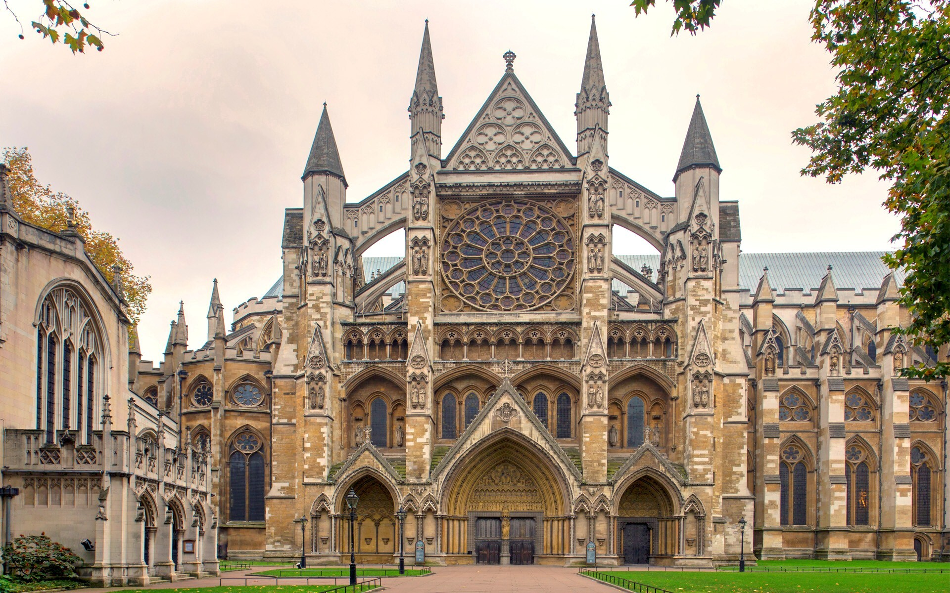 Westminster Abbey Collegiate Church in UK | HD Wallpapers