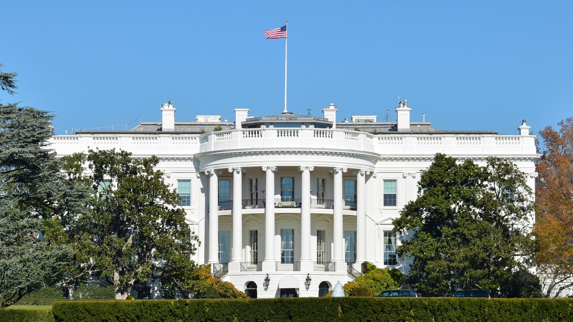 White House ficial Residence in Washington DC United States of