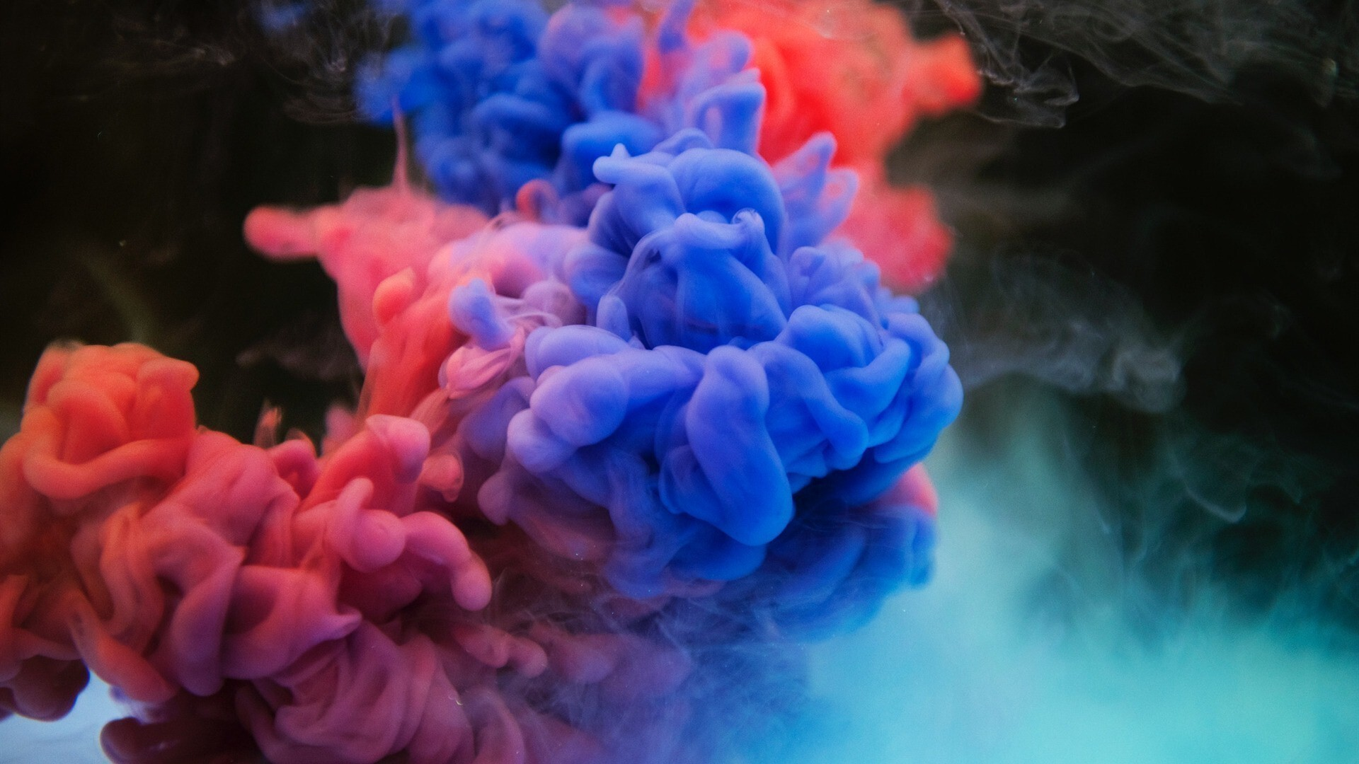 25 Colorful Hd Wallpapers To Light Up Your Display: Smoke Abstract Creative Design HD Photo