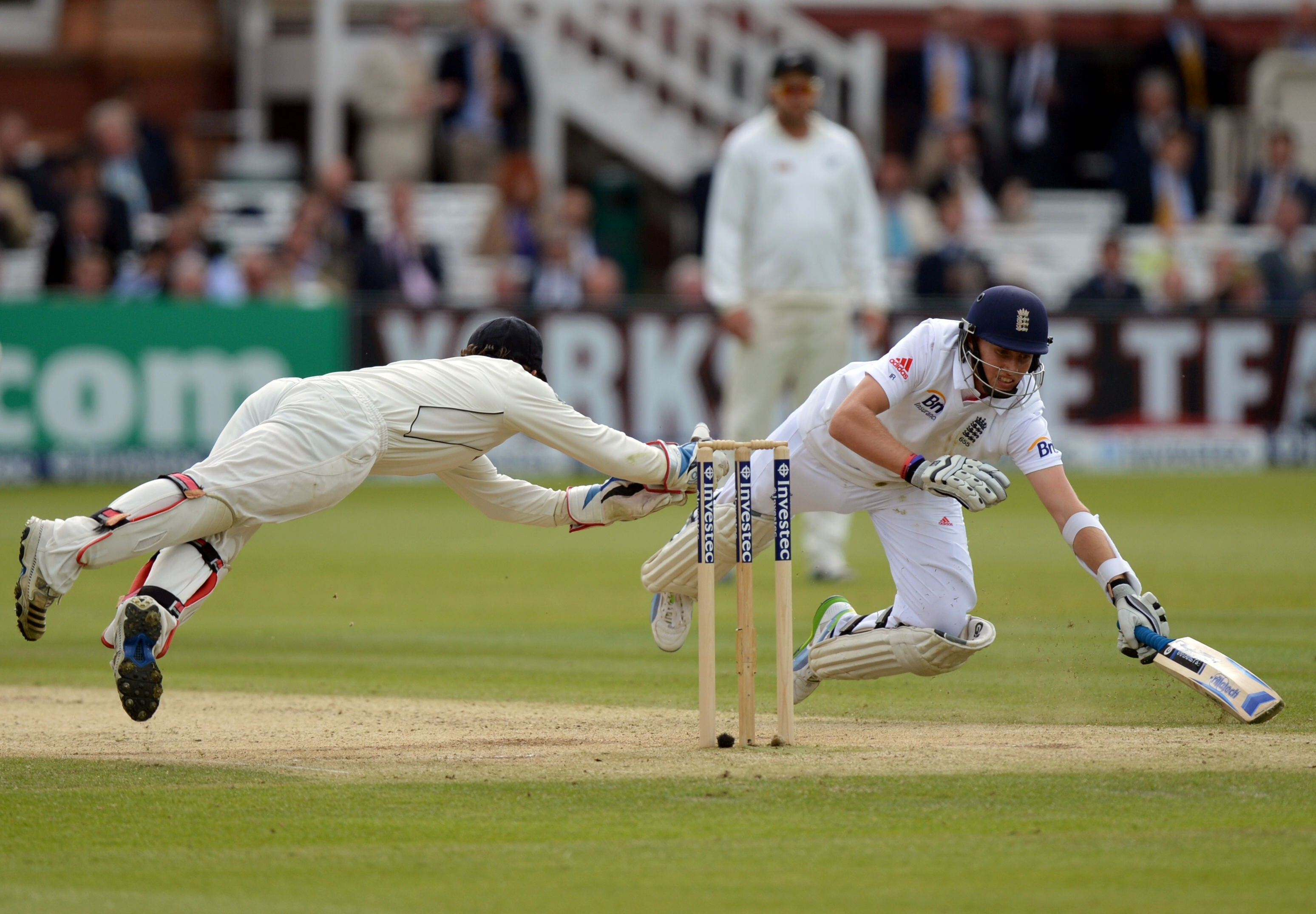 Joe Root In Test Match HD Photo