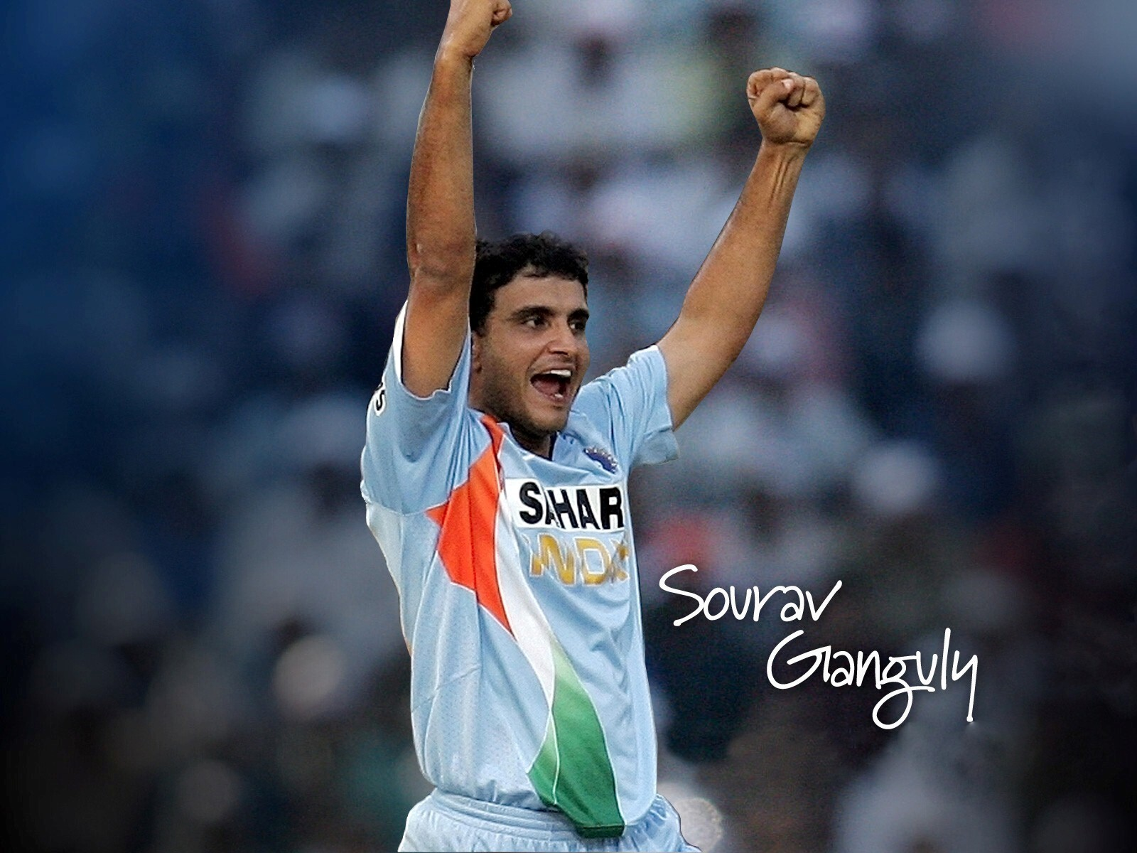 Sourav Ganguly Indian Captain Wallpapers | HD Wallpapers