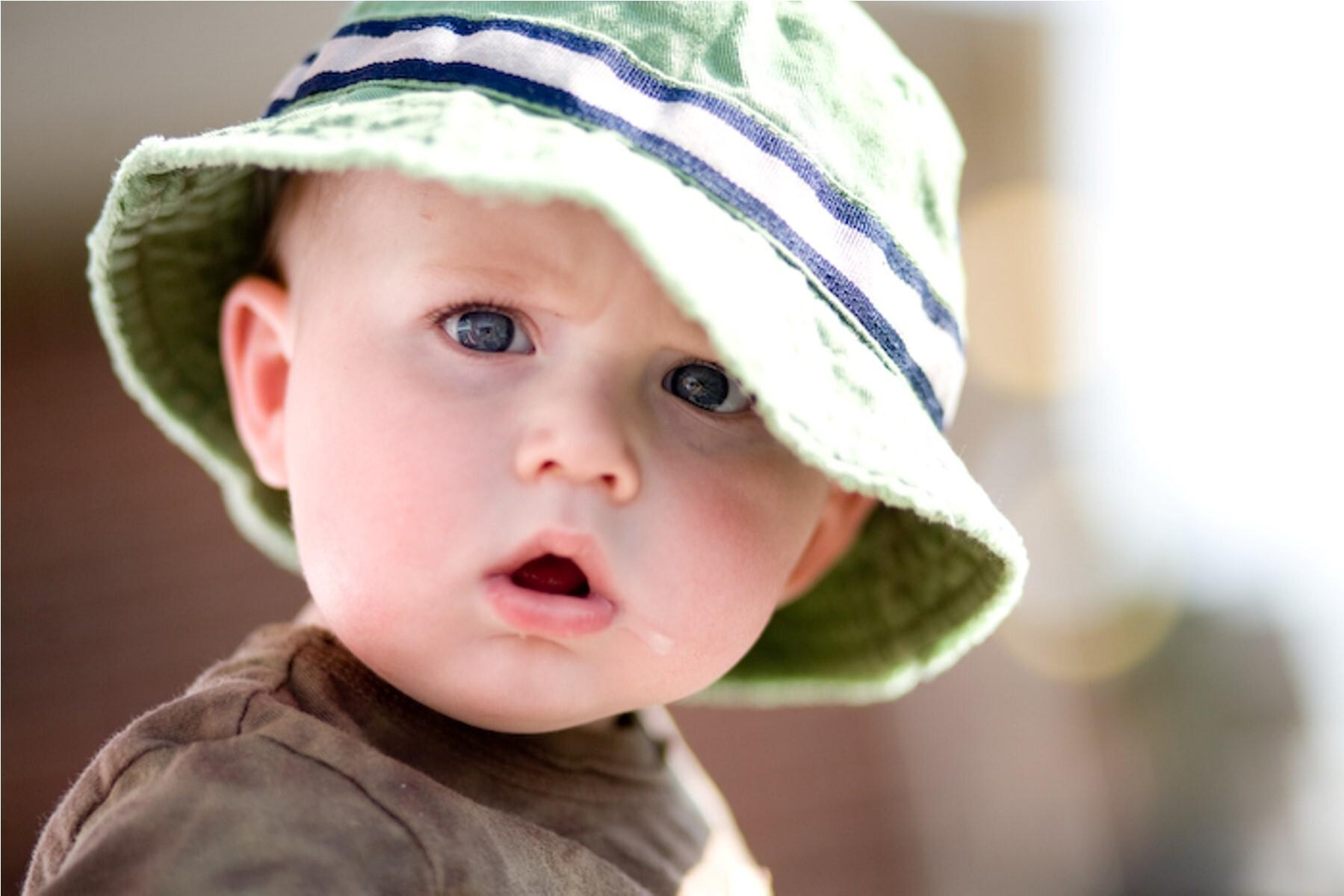 Cute Baby Boy Wear Round Cap HD Pics | HD Wallpapers
