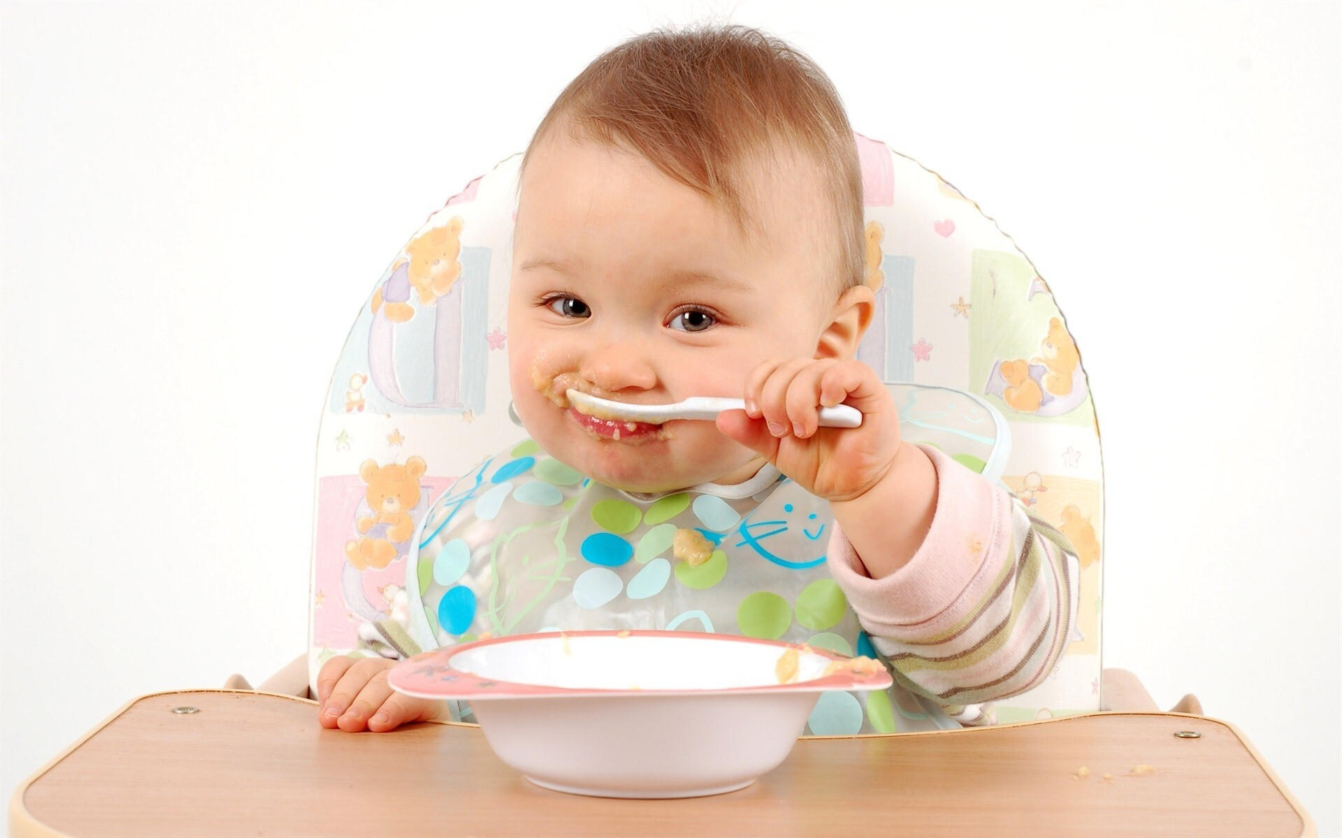Cute baby eating hd wallpapers background hd wallpapers voltagebd Images