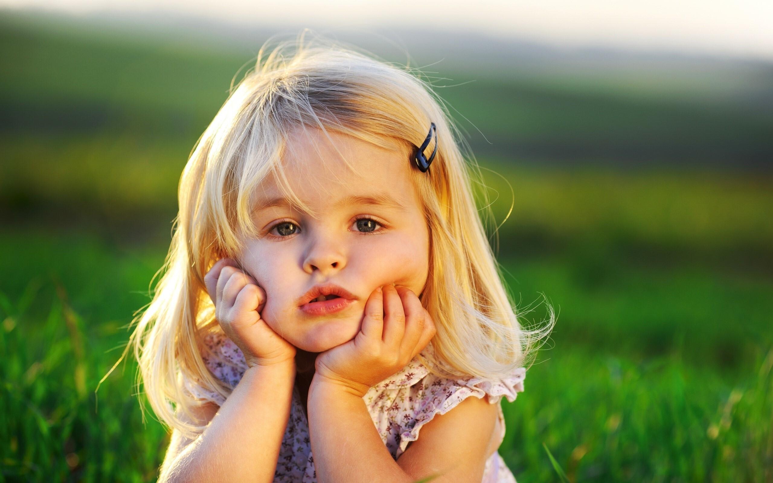 Cute Baby Girl HD Wallpaper | HD Wallpapers
