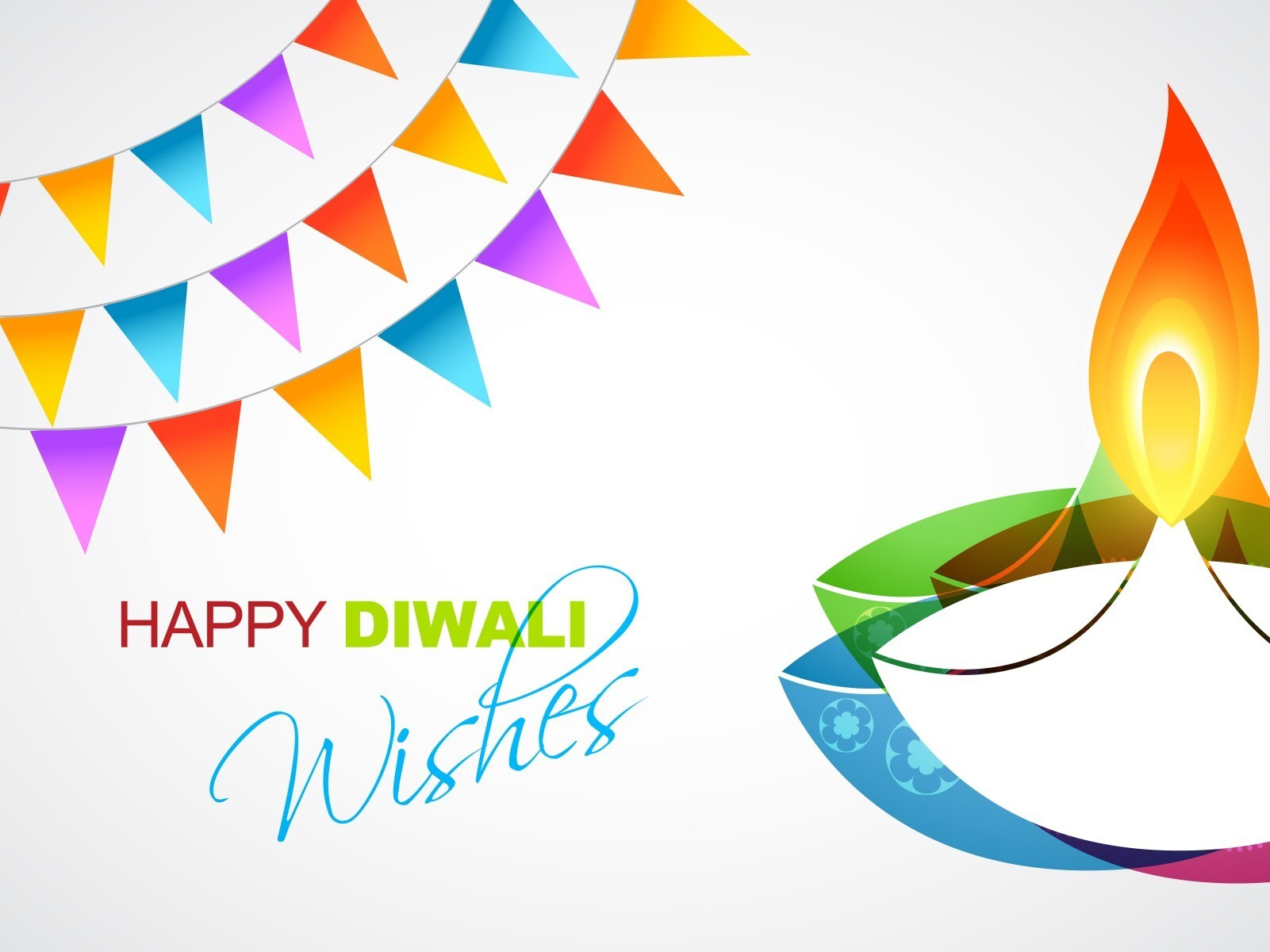 Happy Diwali Greetings Card Wishes Images Hd Wallpapers