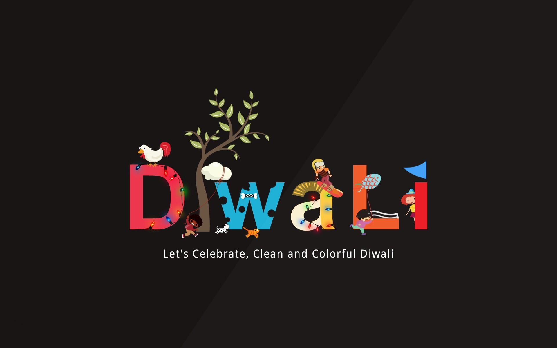 Happy Diwali HD Photo