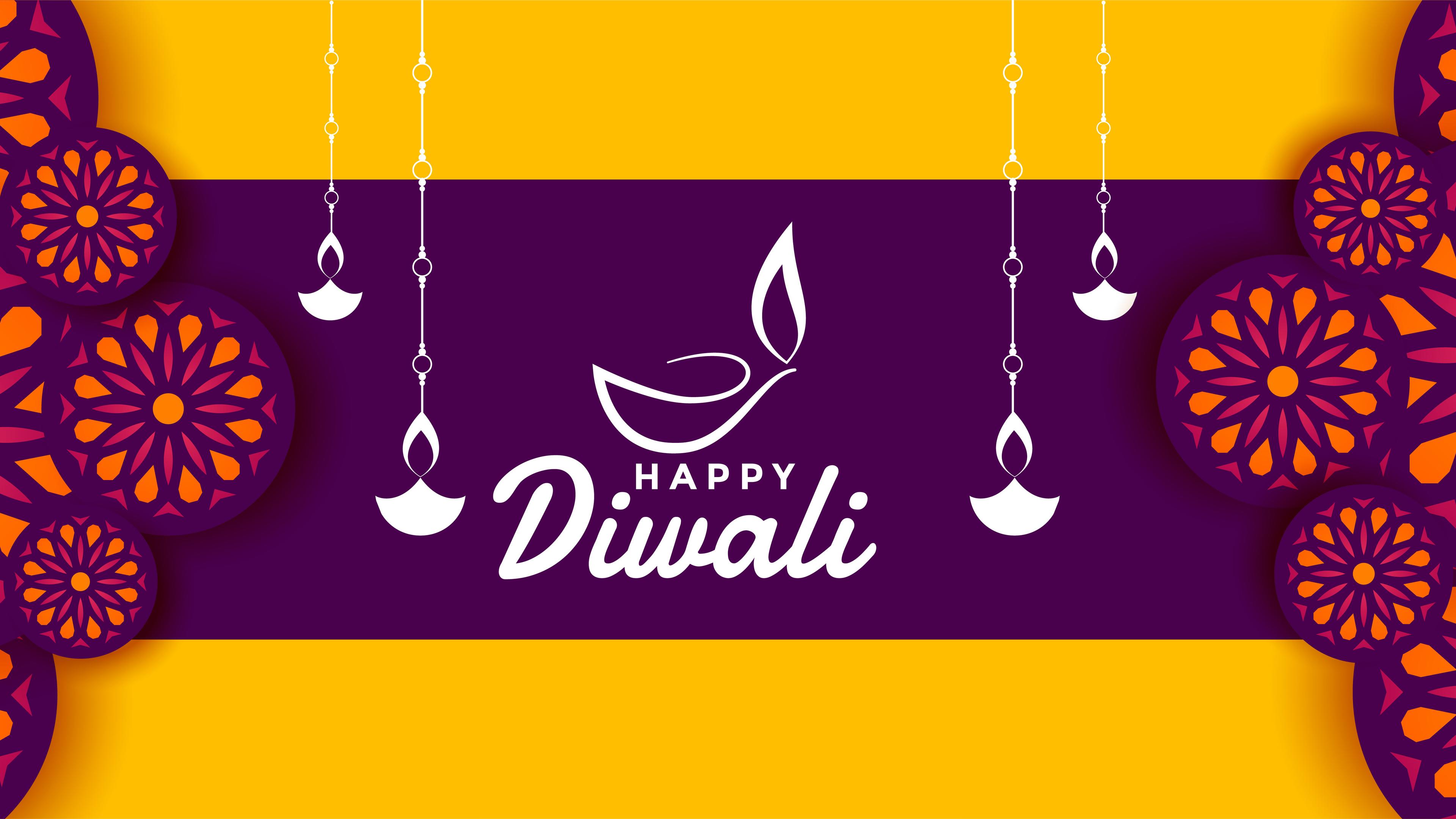 Indian Festival Diwali 2020 4K Wallpaper   HD Wallpapers