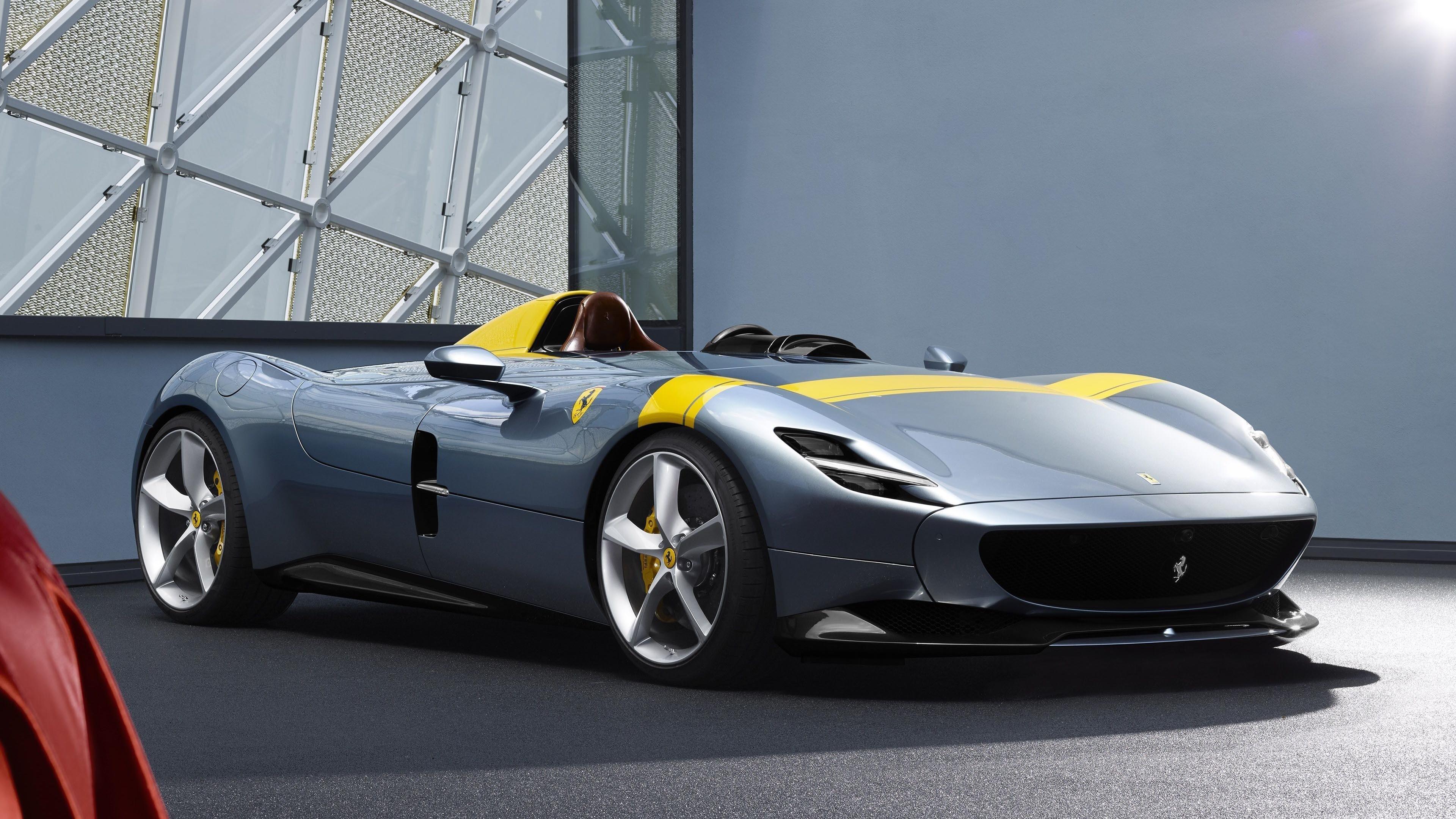 BMW Mountain View >> 4K Wallpaper of Ferrari Monza SP1 Car | HD Wallpapers