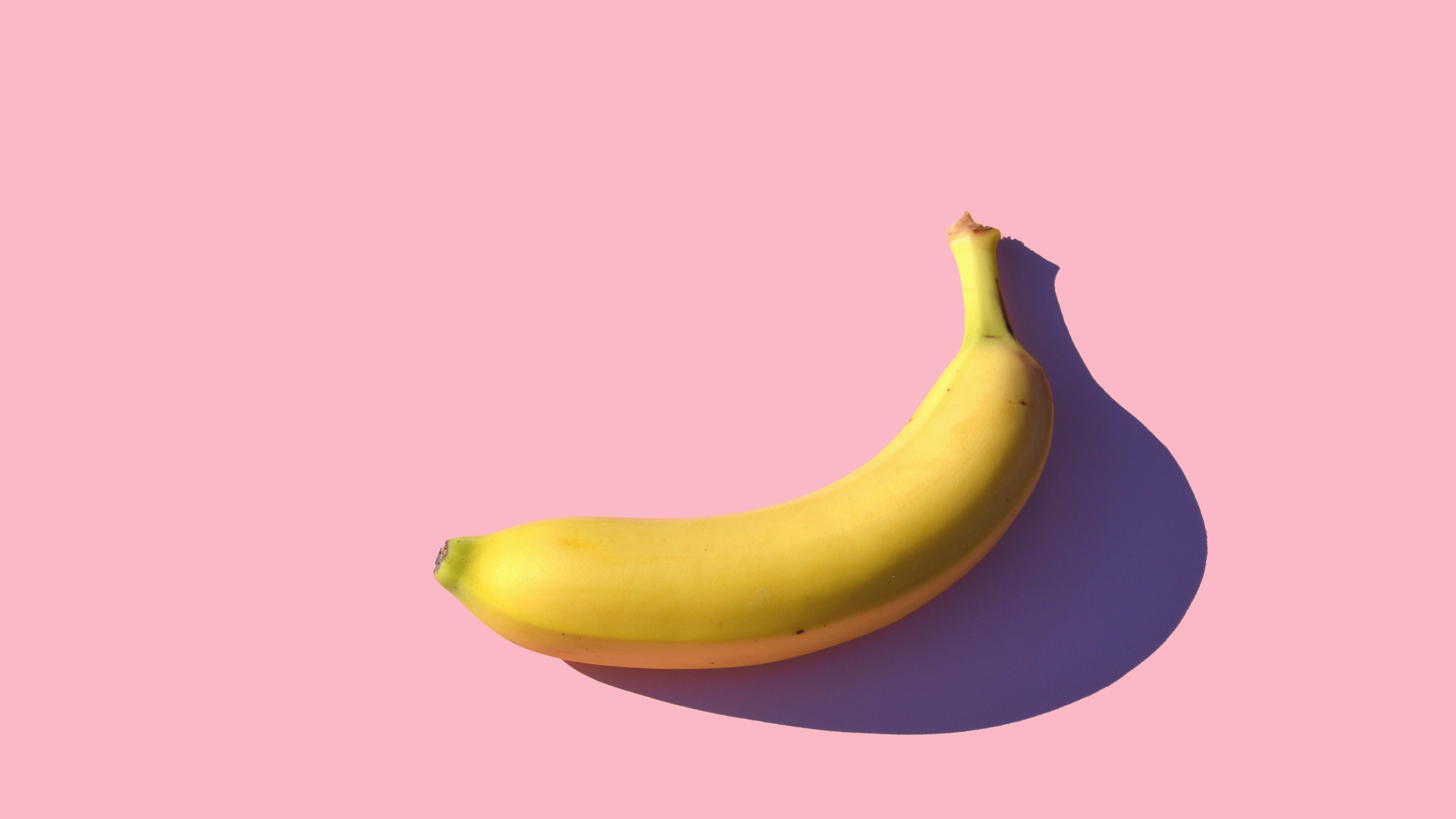 Banana Fruit Background Wallpaper