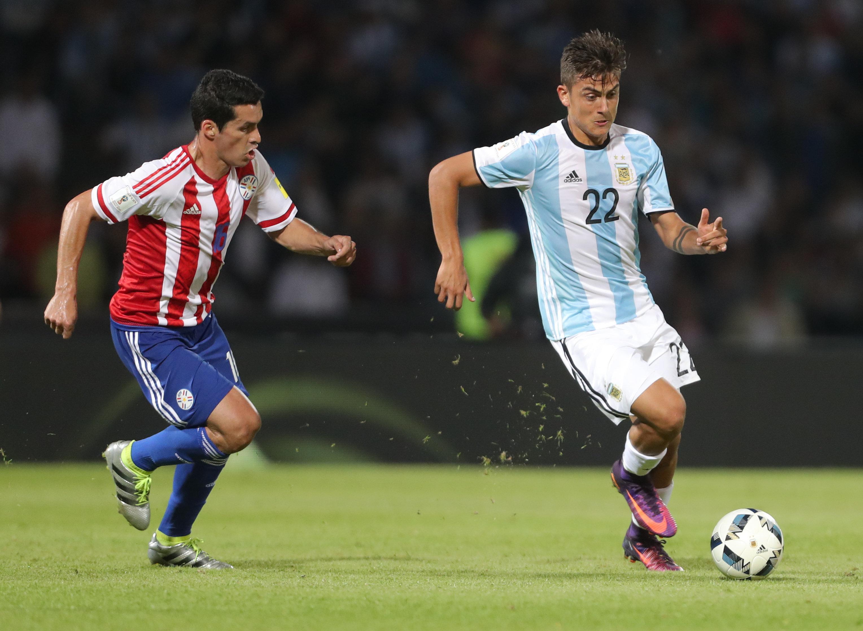 Argentine Paulo Dybala In Football World Cup 2018 Match 3k