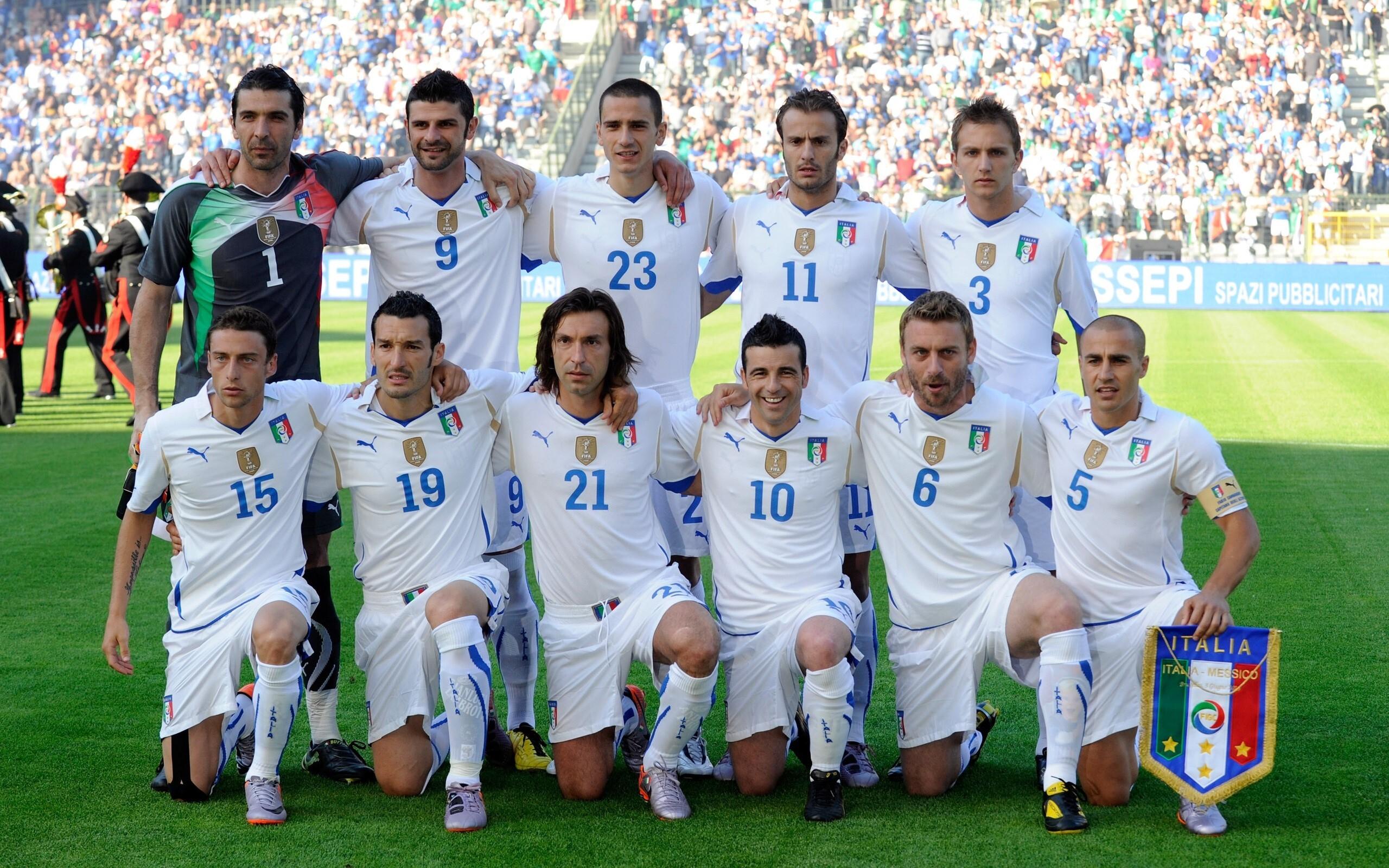 Team Italien