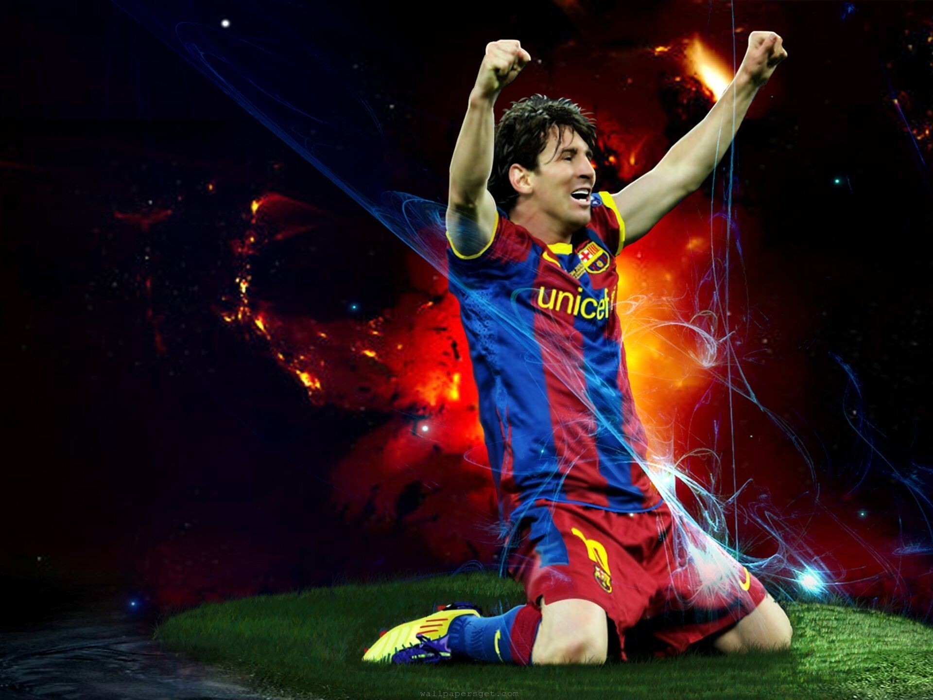 lionel messi argentina football player wallpapers hd