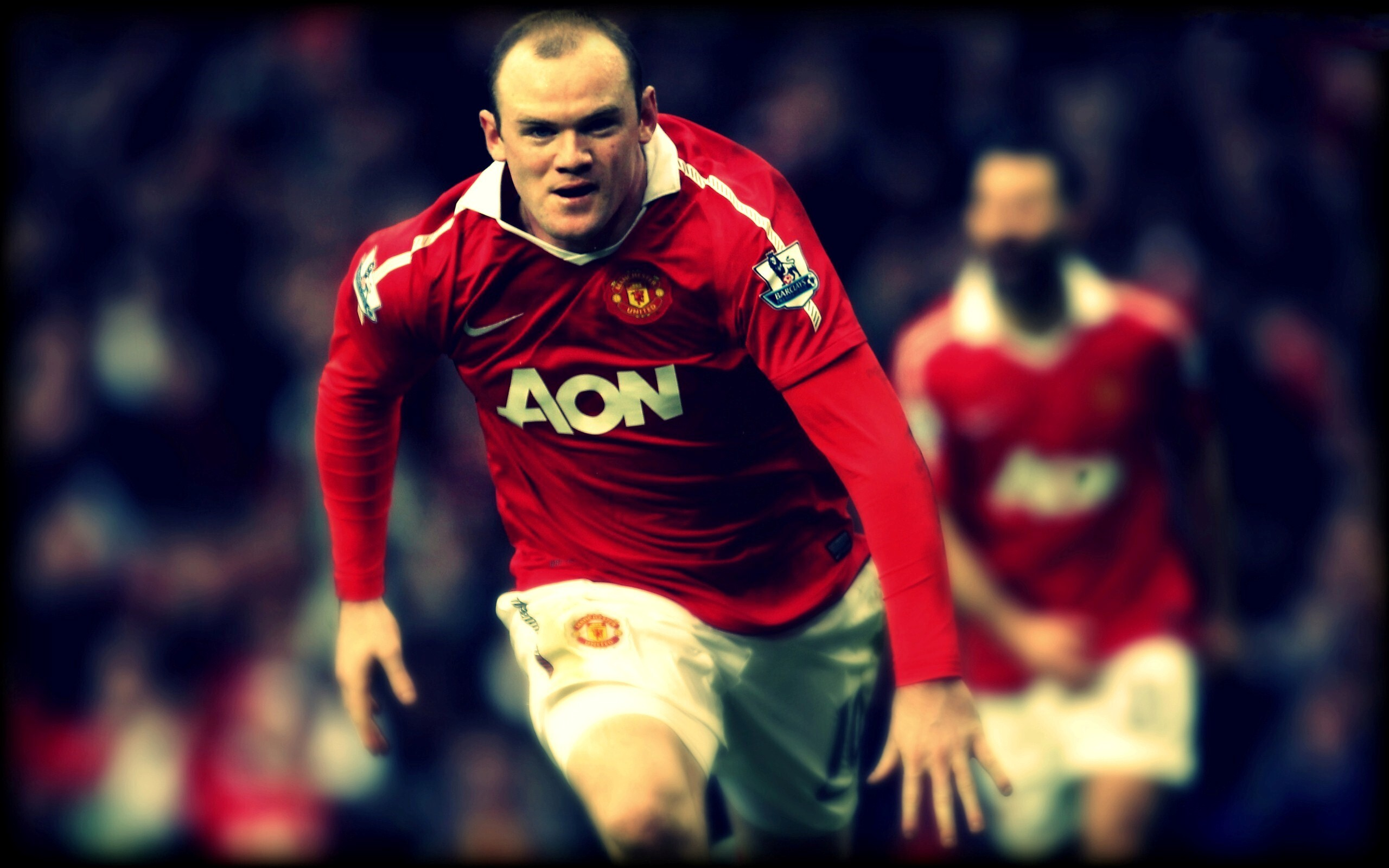 Wayne Rooney Football Wayne Rooney Football Player HD Wallpapers