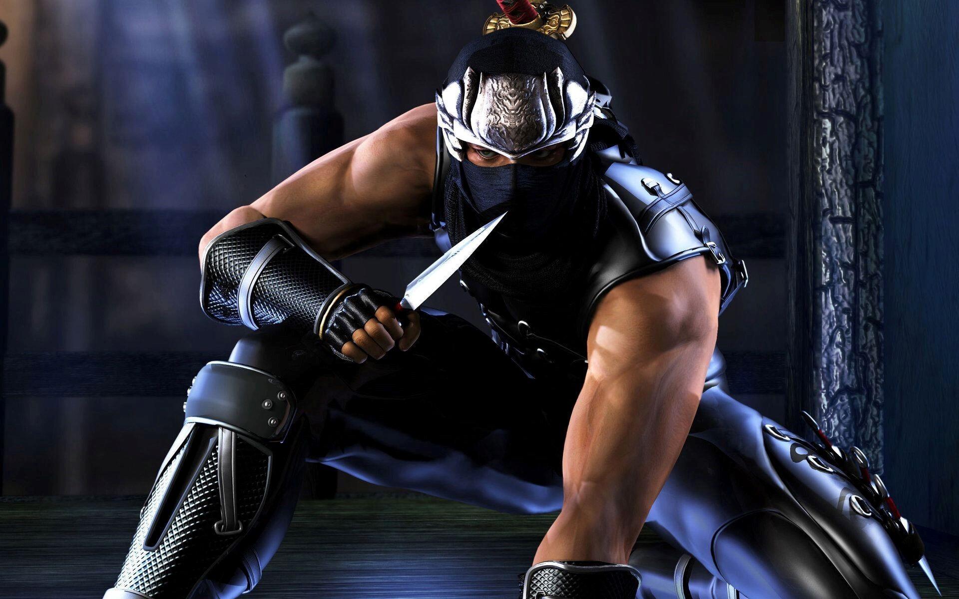 Ninja Gaiden 3 Game Wallpaper Hd Wallpapers