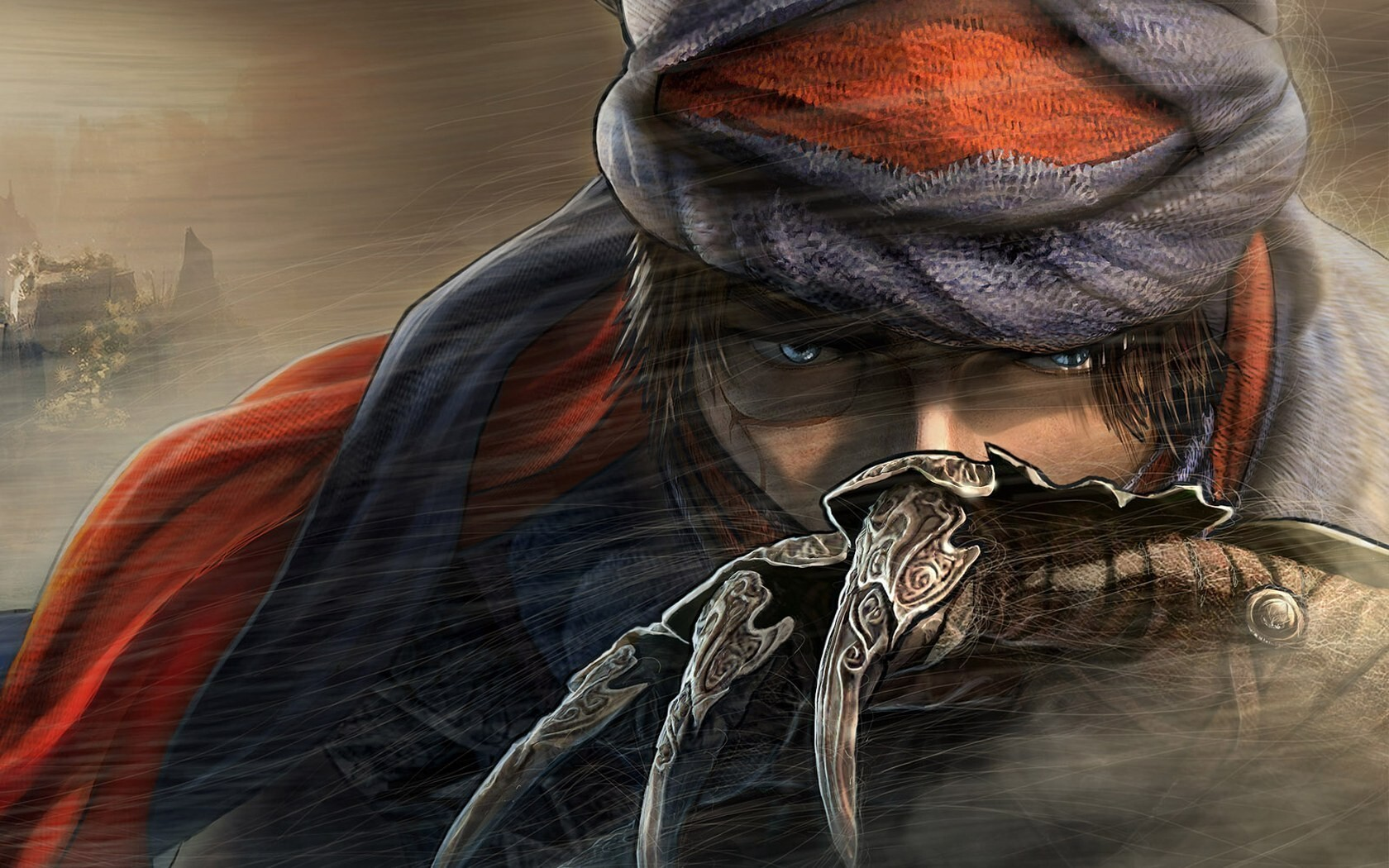 Prince Of Persia Game Image