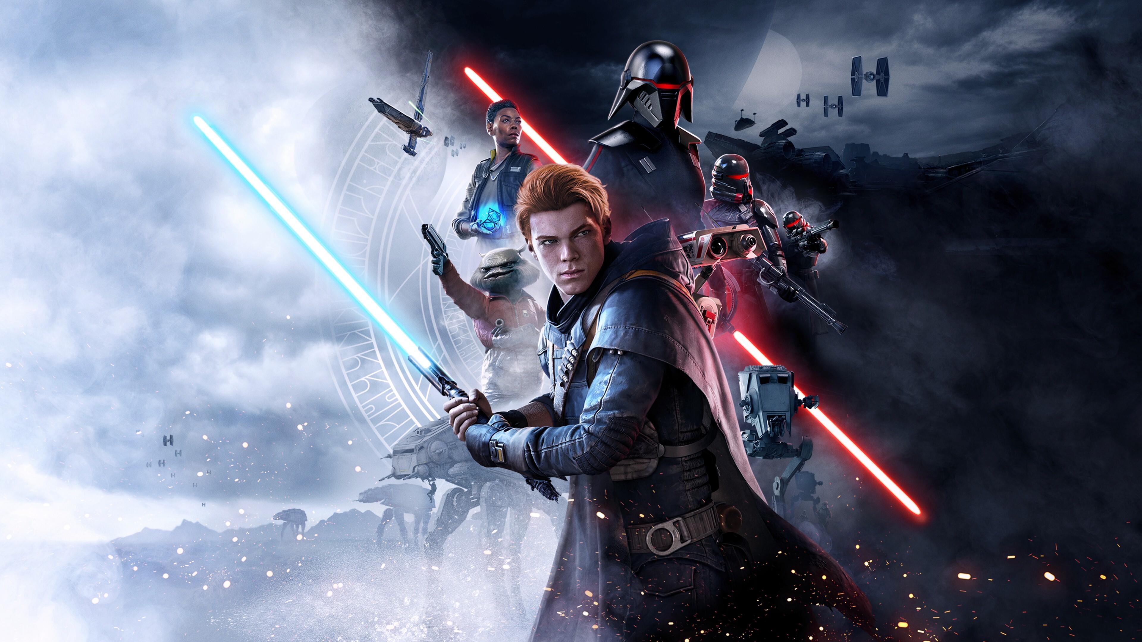 Star Wars Jedi Fallen Order 2 Game Wallpaper | HD Wallpapers