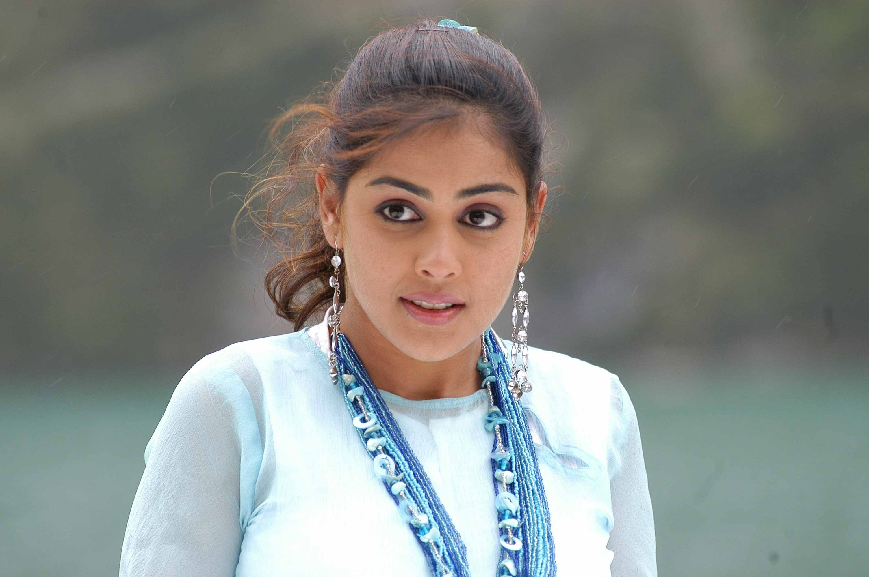 Download Genelia HD wallpaper in Laptop and desktop