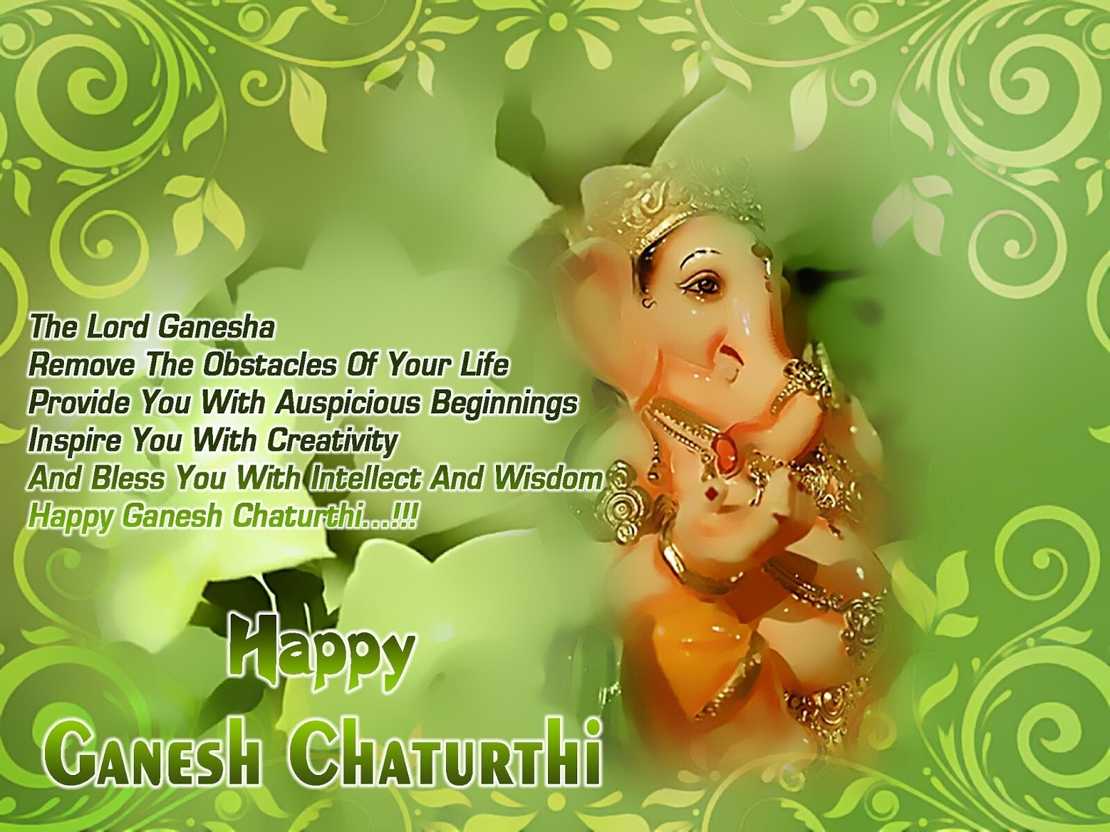 Ganesh chaturthi greetings cards hd wallpapers ganesh chaturthi greetings cards m4hsunfo