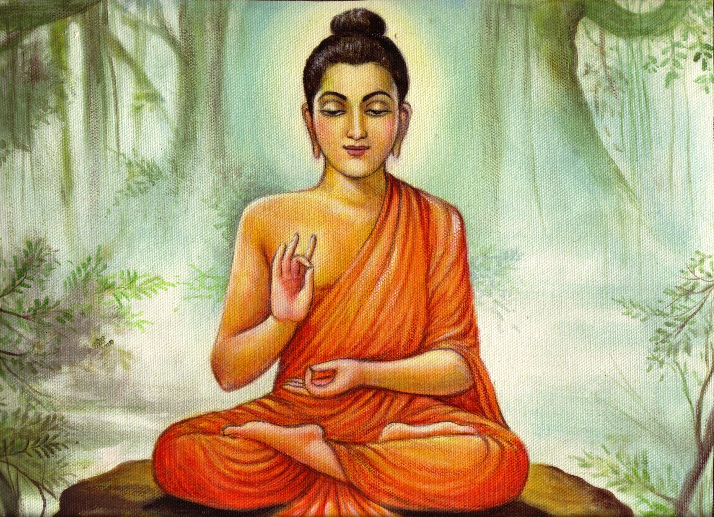 Gautam Buddha Hd Wallpapers Images Pictures Photos Download