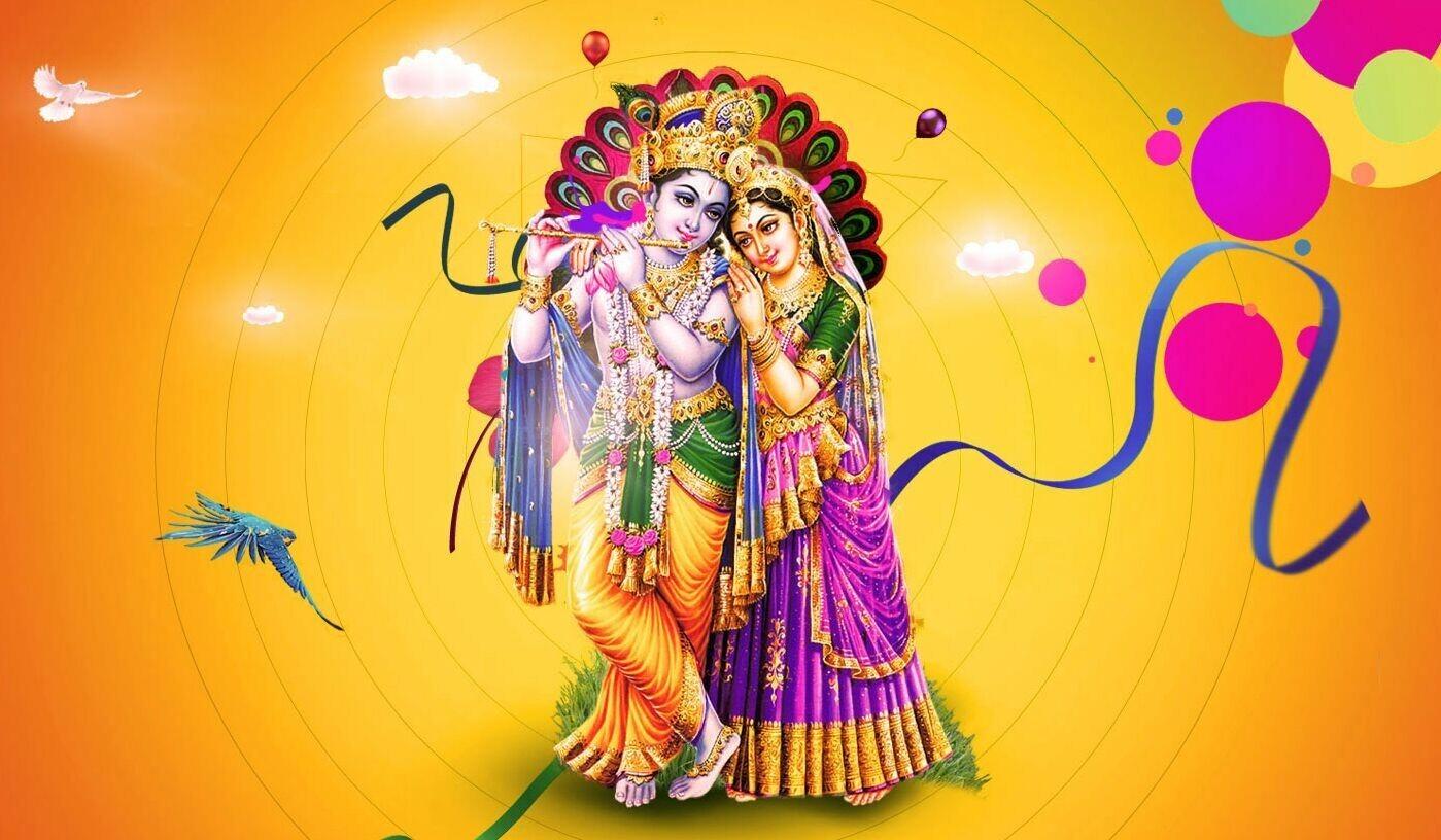 Radha and Krishna Wallpaper | HD Wallpapers