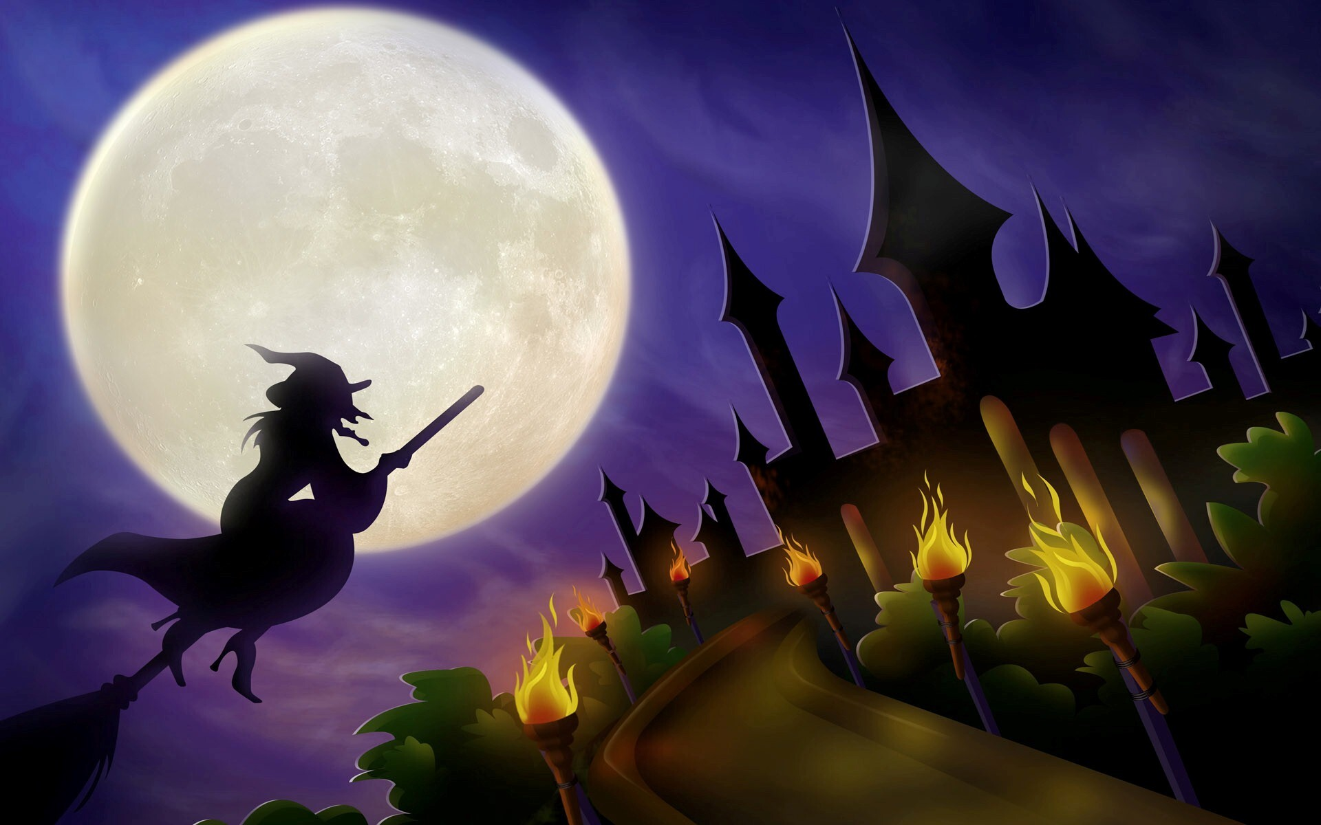 Halloween Night Fb Cover