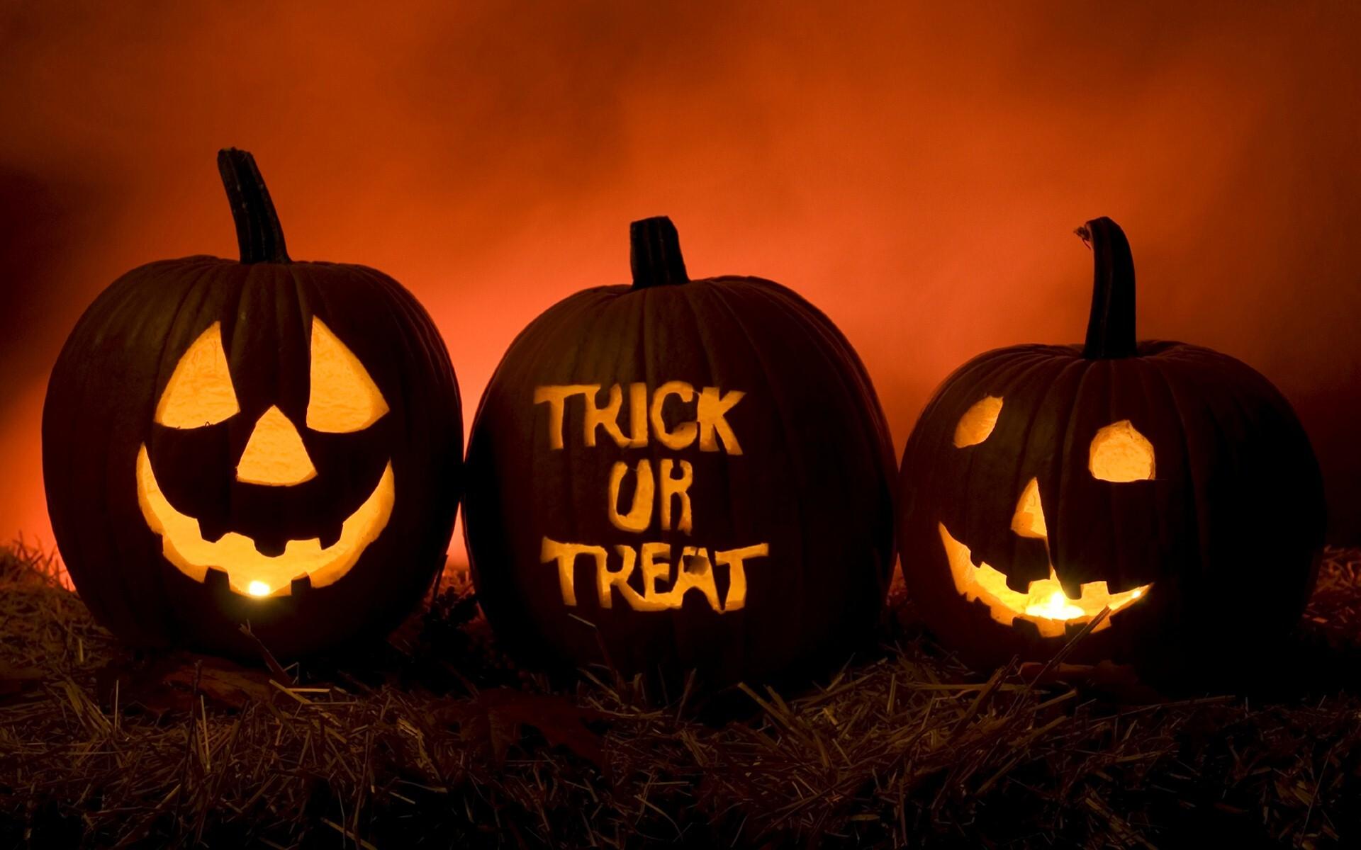 Halloween Background Hd.Trick Or Treat Halloween Festival Hd Wallpaper Desktop