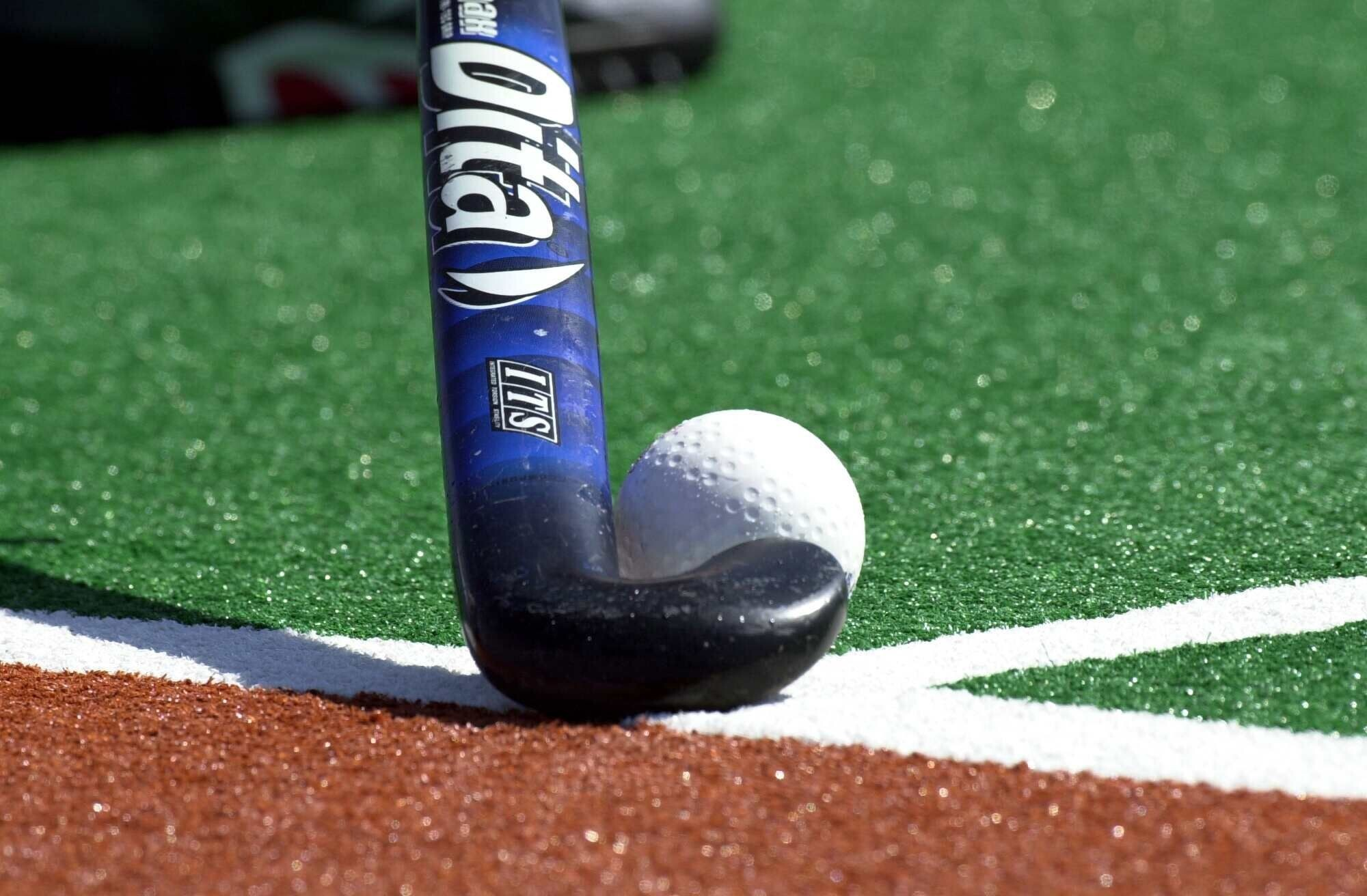 Sports Wallpaper For Android Free Download: Hockey Stick And Ball